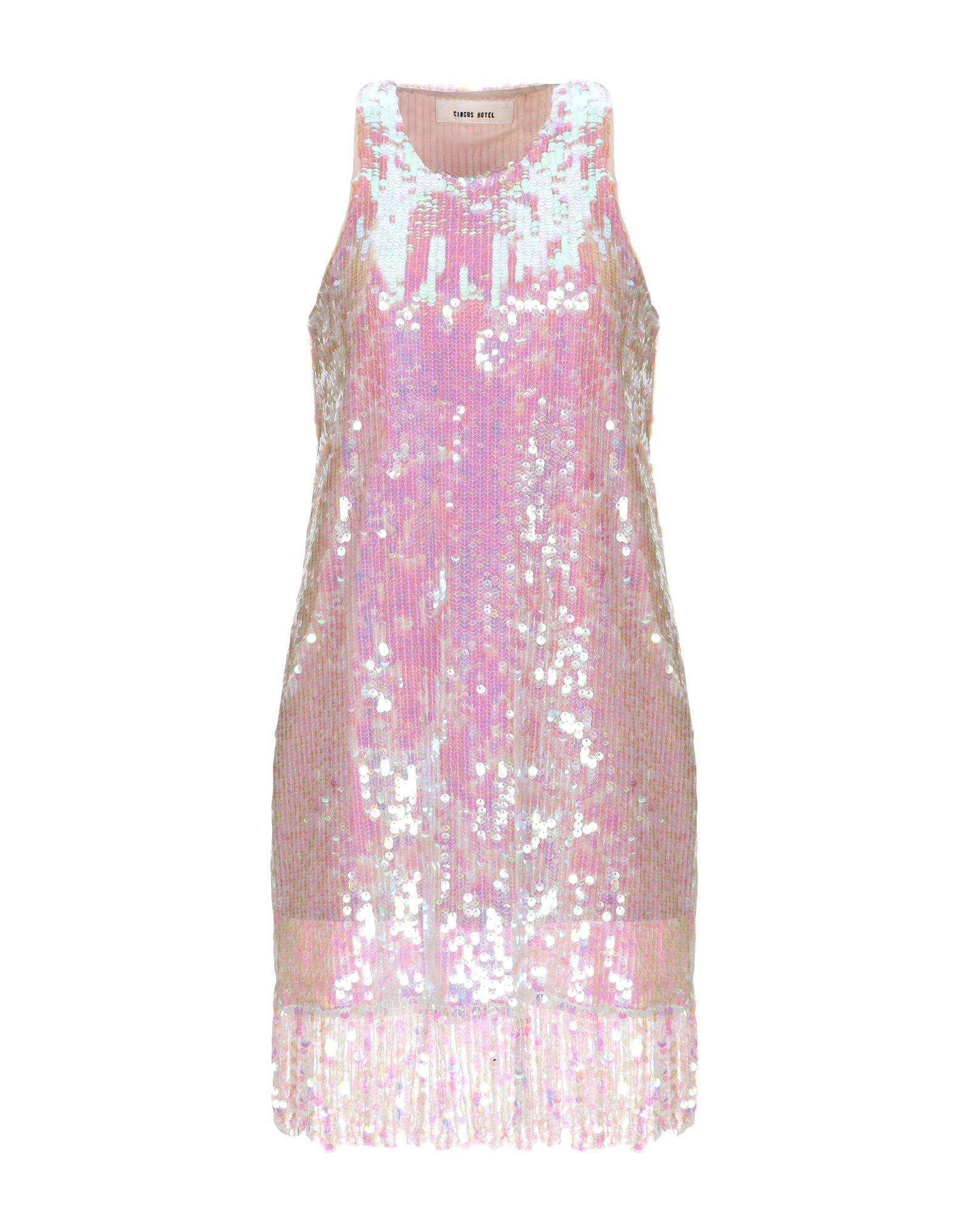 CIRCUS HOTEL Короткое платье