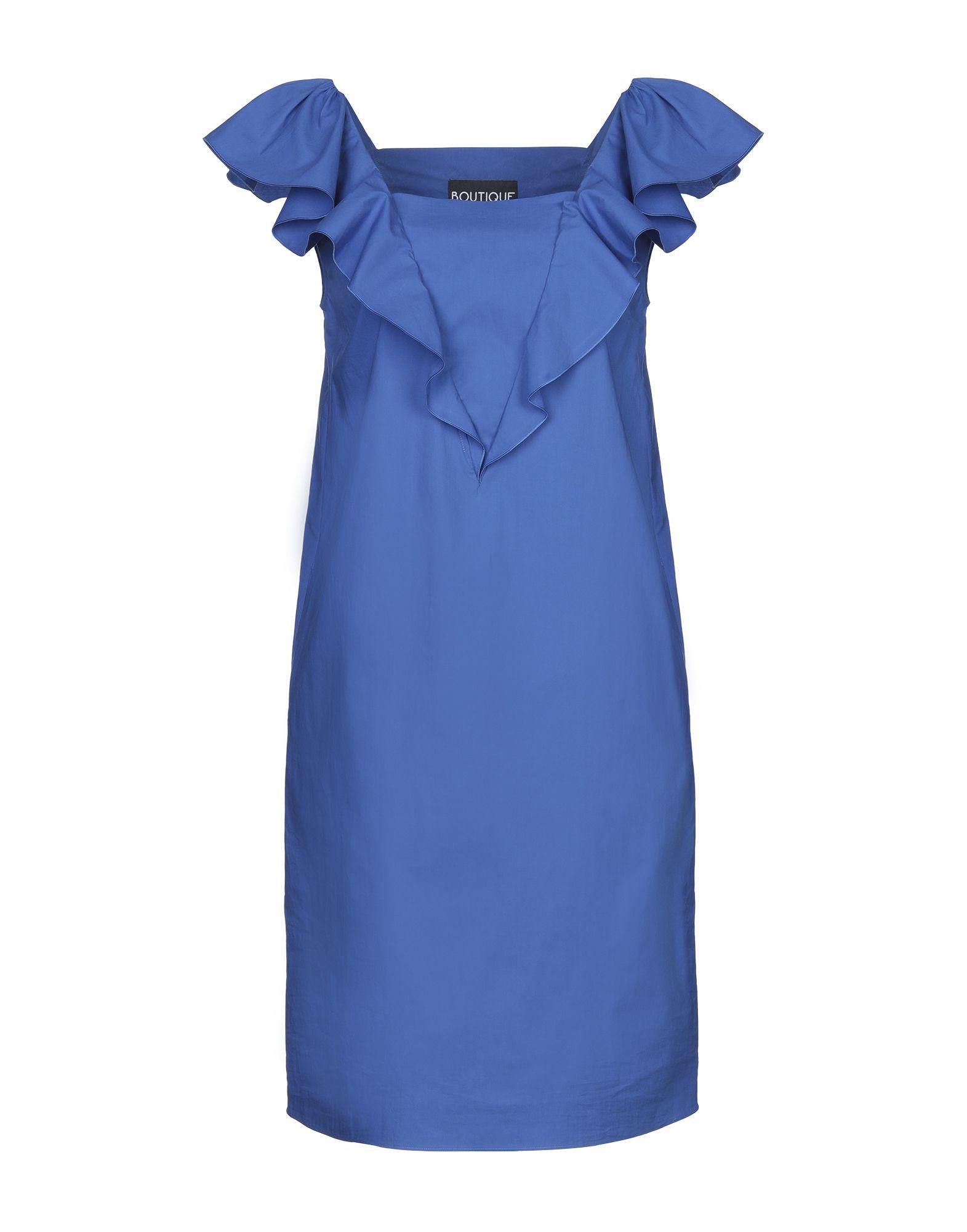 BOUTIQUE MOSCHINO Короткое платье