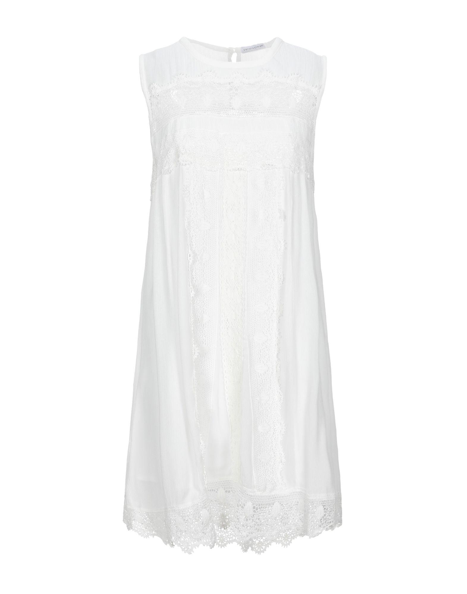 VERDISSIMA Короткое платье