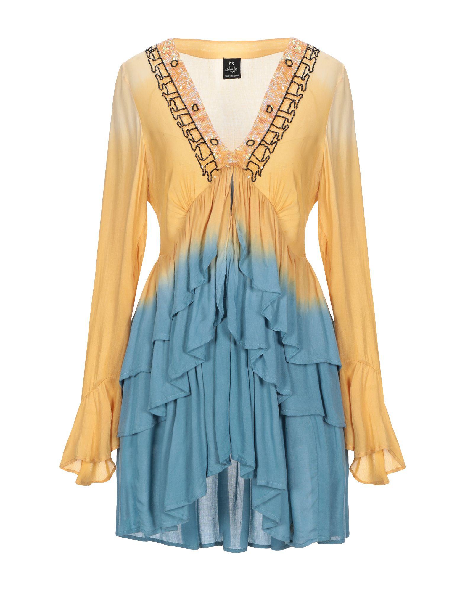 LAFTY LIE Короткое платье