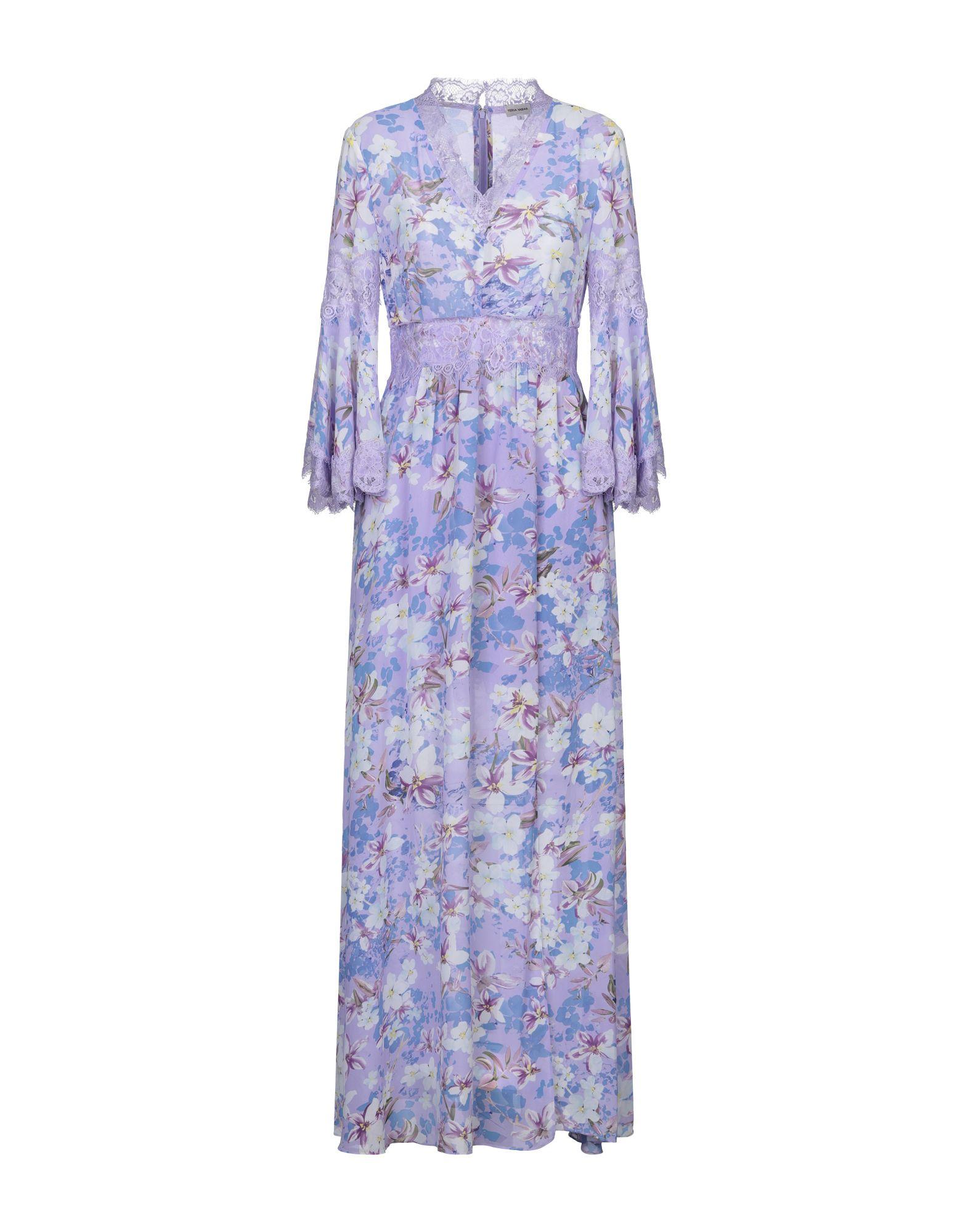 TERIA YABAR Длинное платье