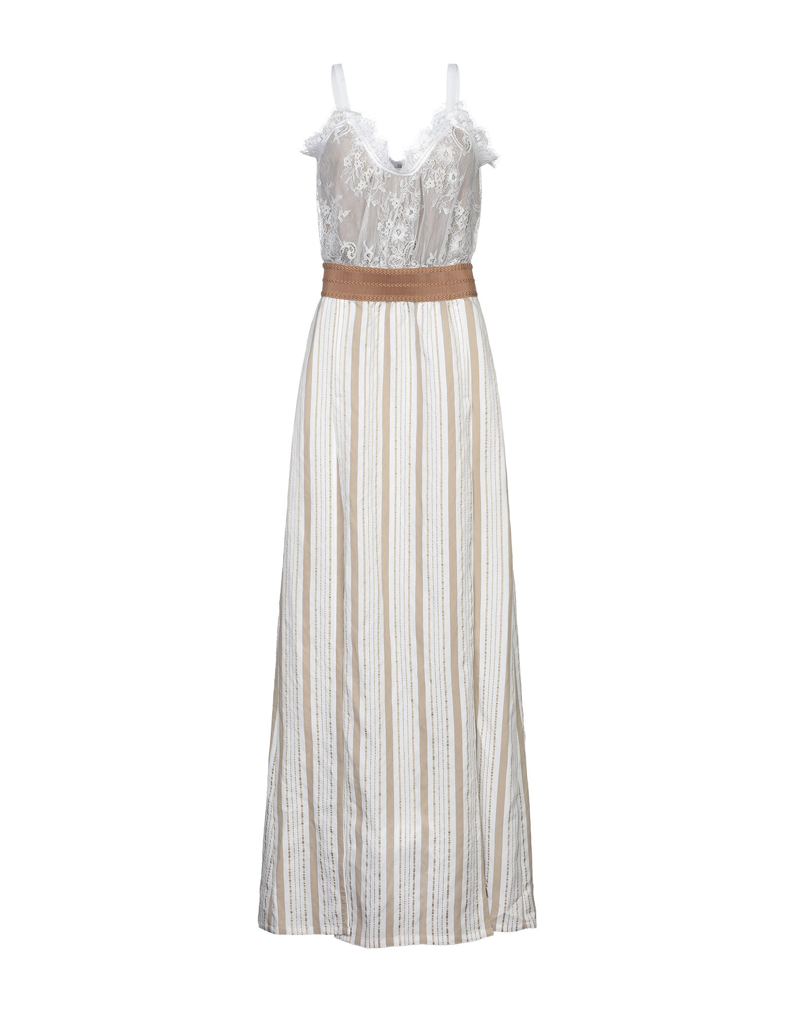Фото - GIL SANTUCCI Длинное платье gil santucci комбинезоны без бретелей