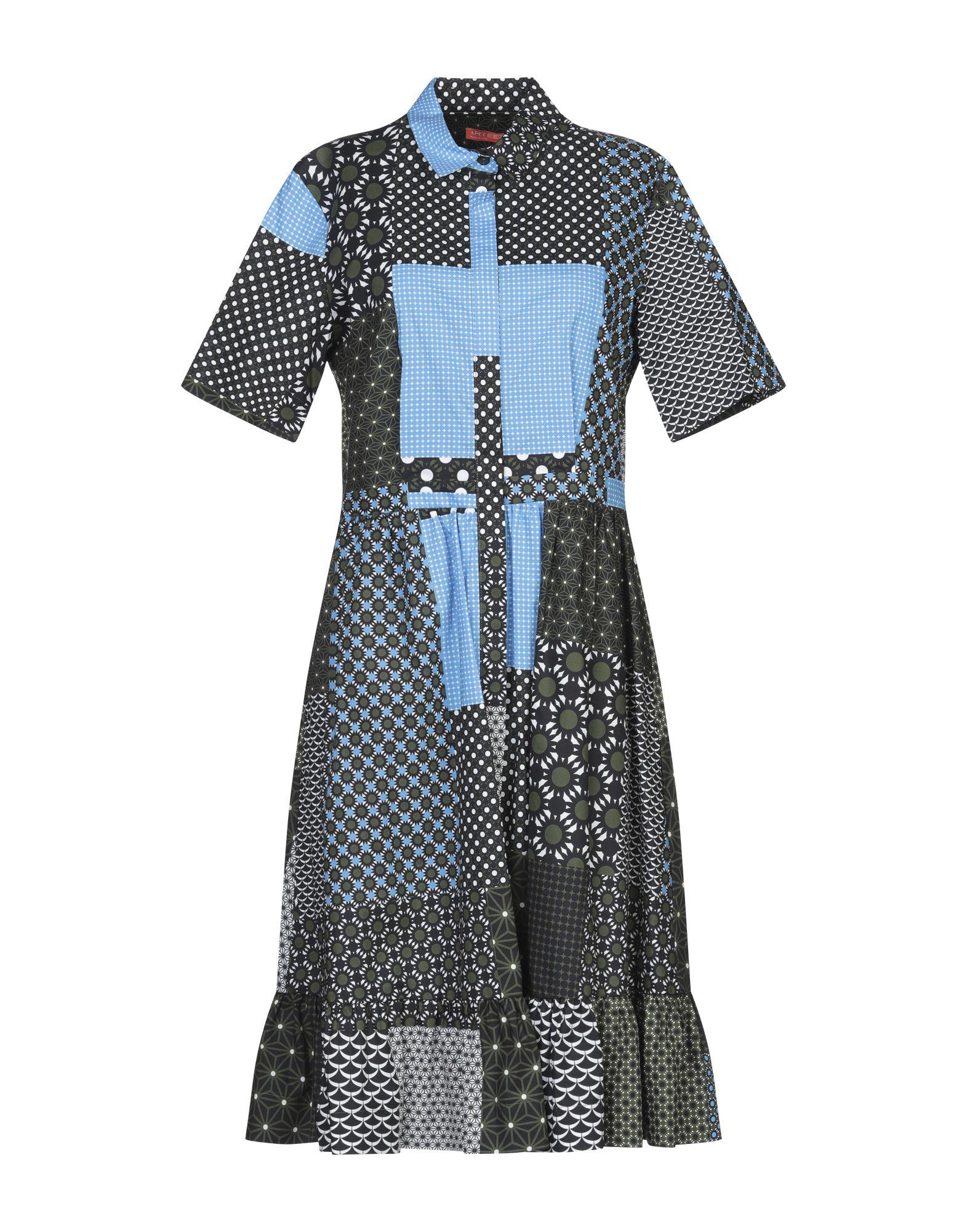 SMARTEEZ Платье до колена