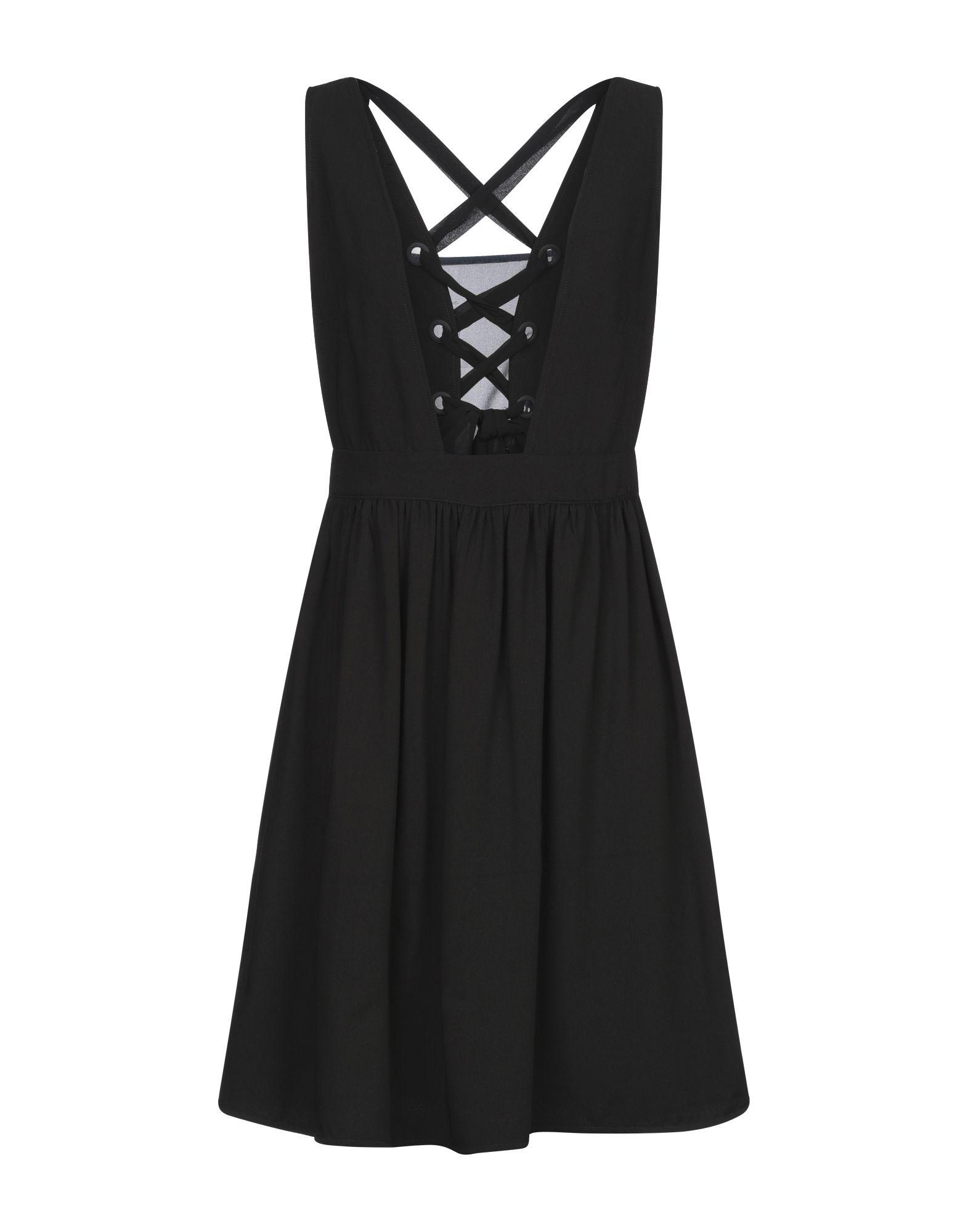 DON'T MISS YOUR DREAMS Платье до колена цена 2017