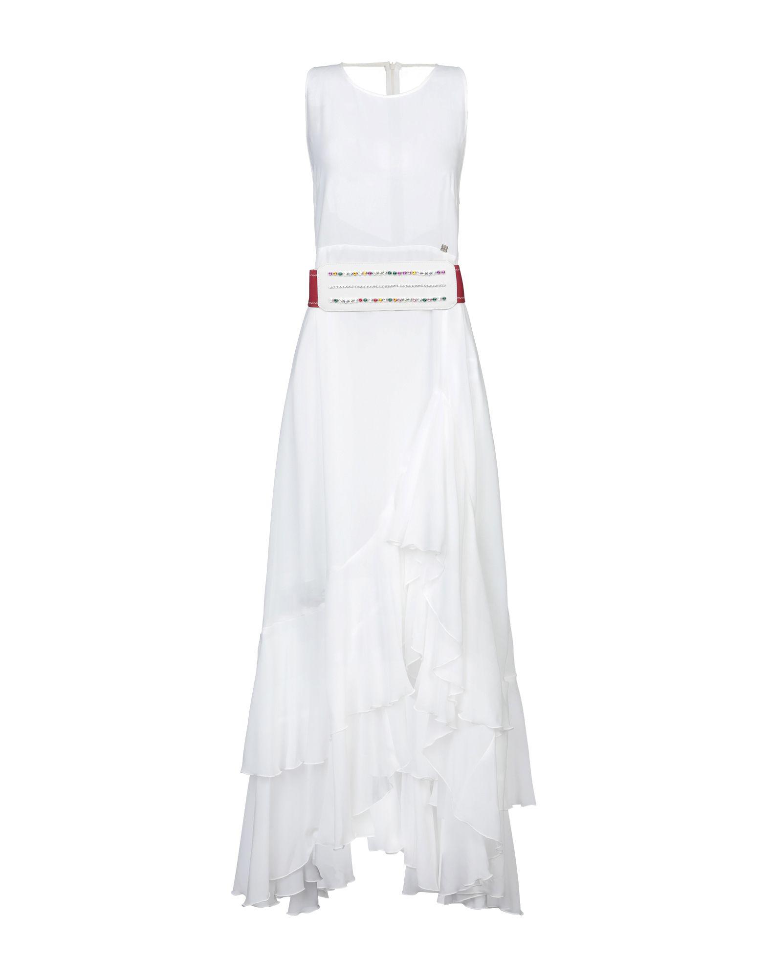 GIL SANTUCCI Длинное платье