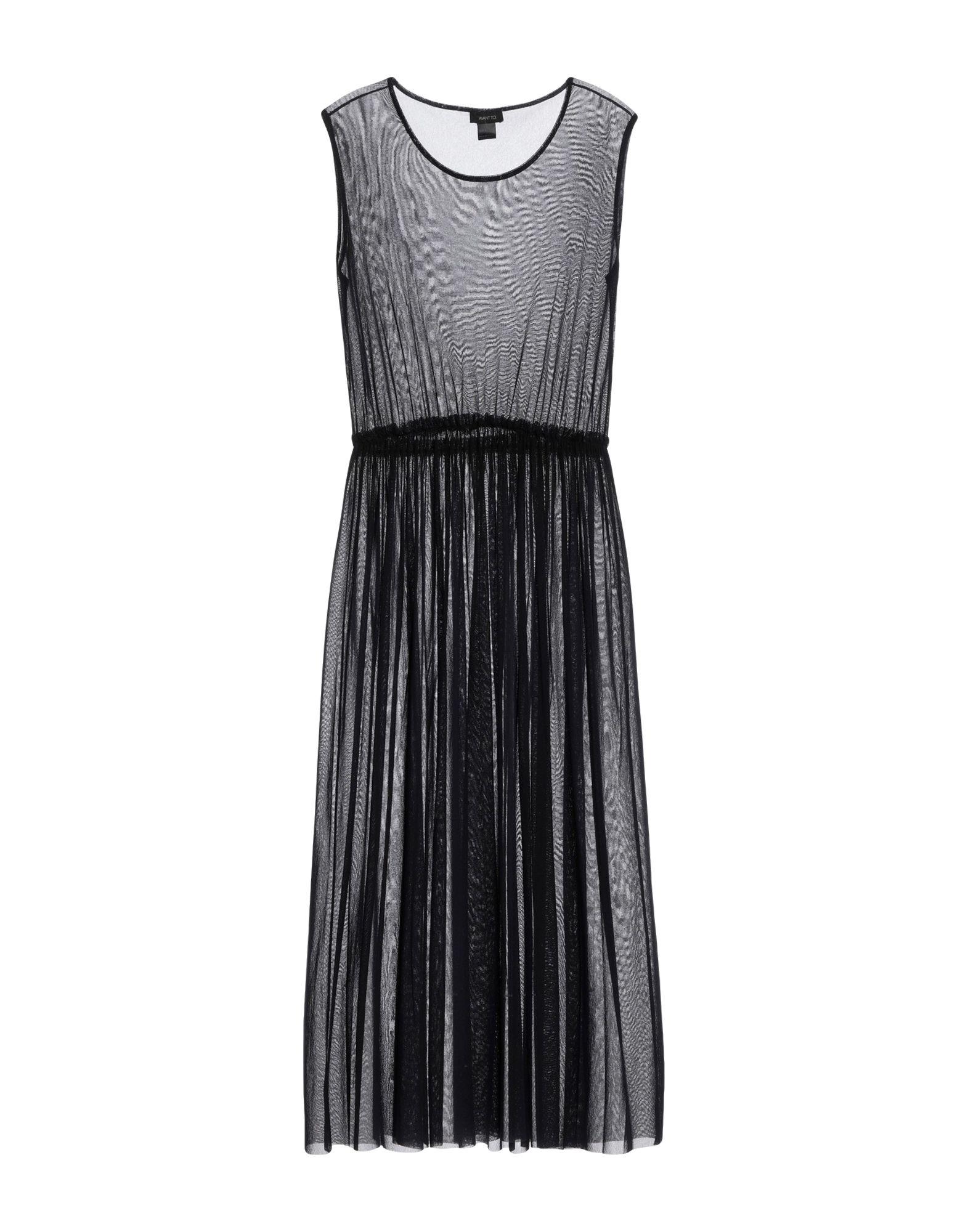 AVANT TOI Платье длиной 3/4 avant toi кардиган