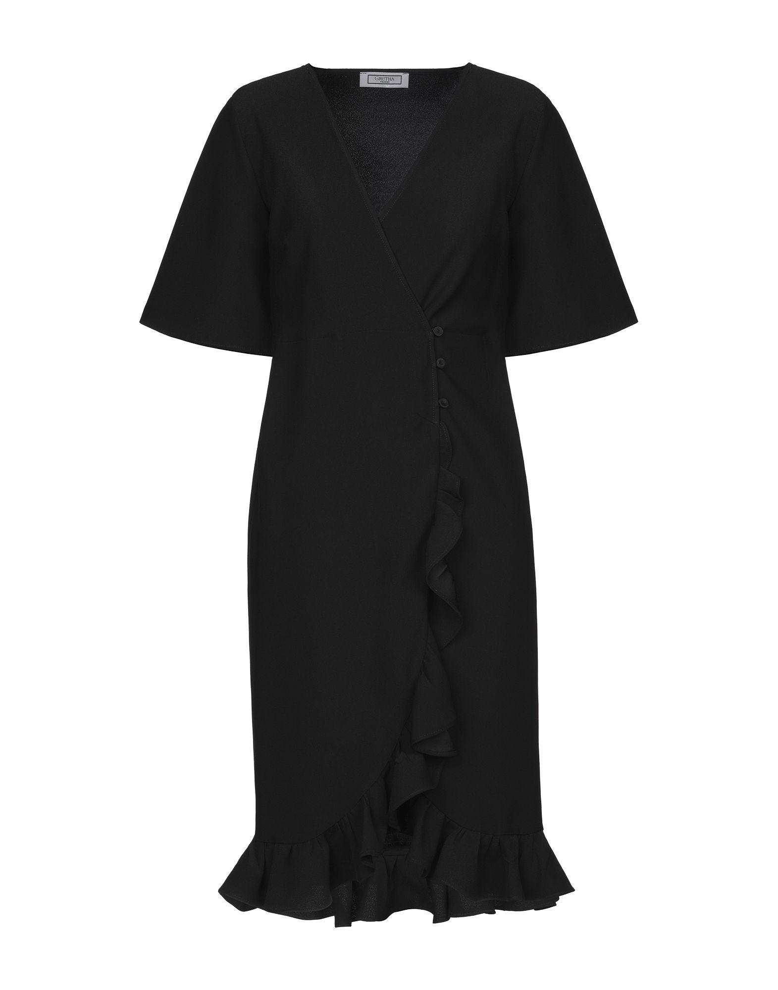GRETHA Milano Платье до колена