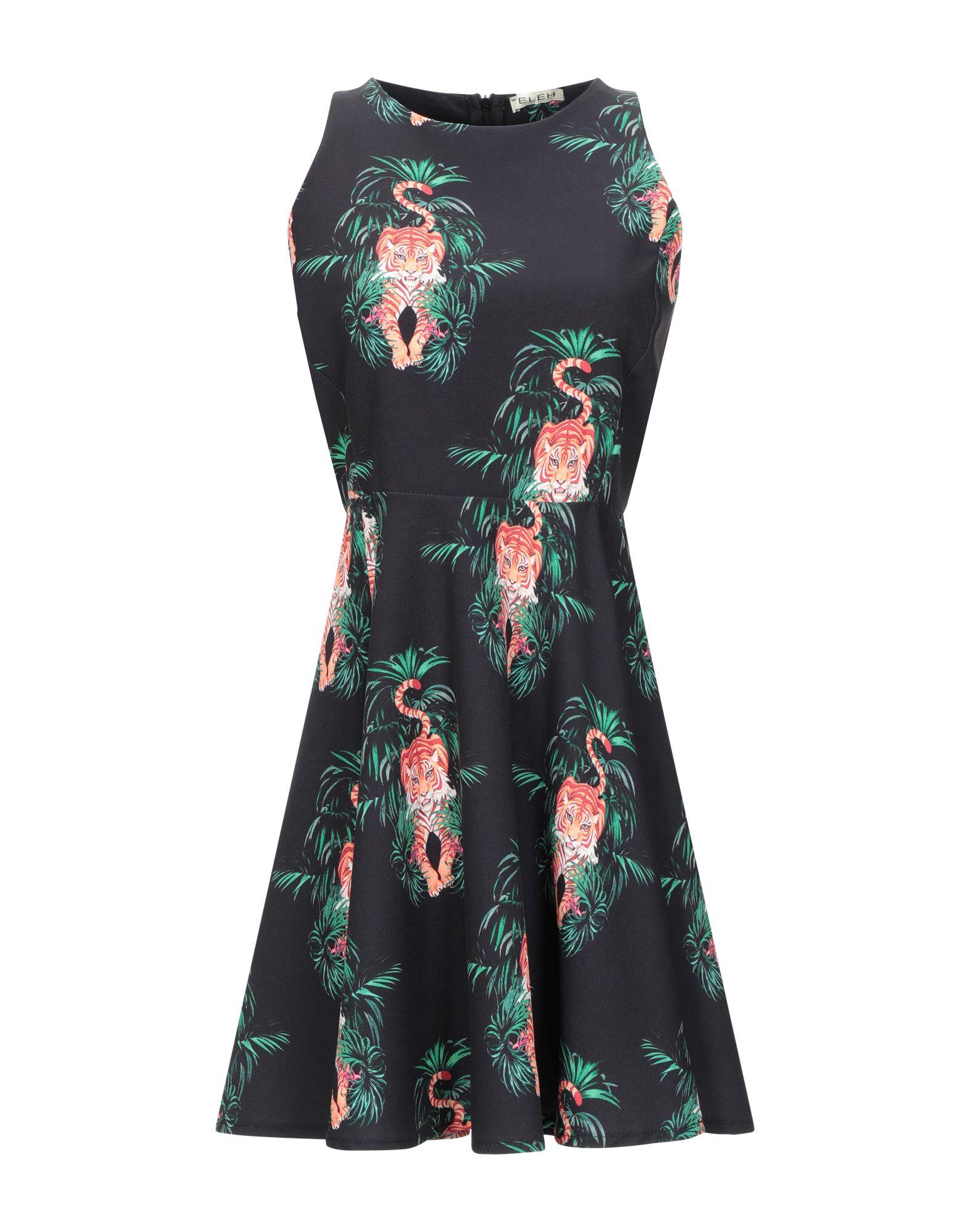 ELEH Короткое платье