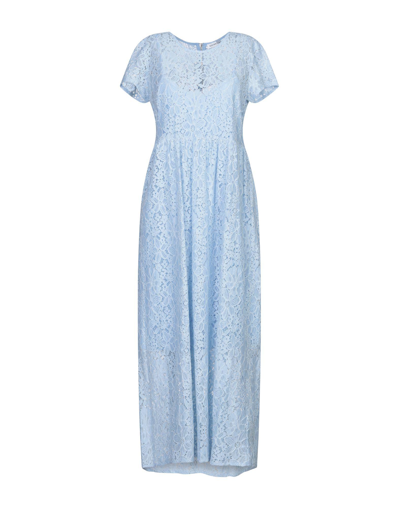 SILVIAN HEACH Длинное платье