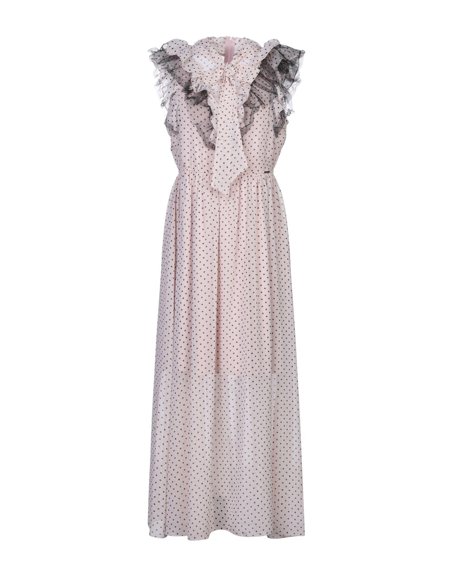 HELLEN BARRETT Длинное платье