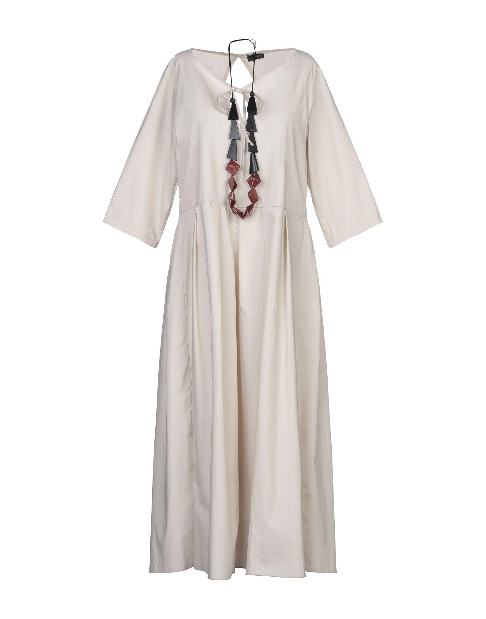MARYLEY Платье длиной 3/4