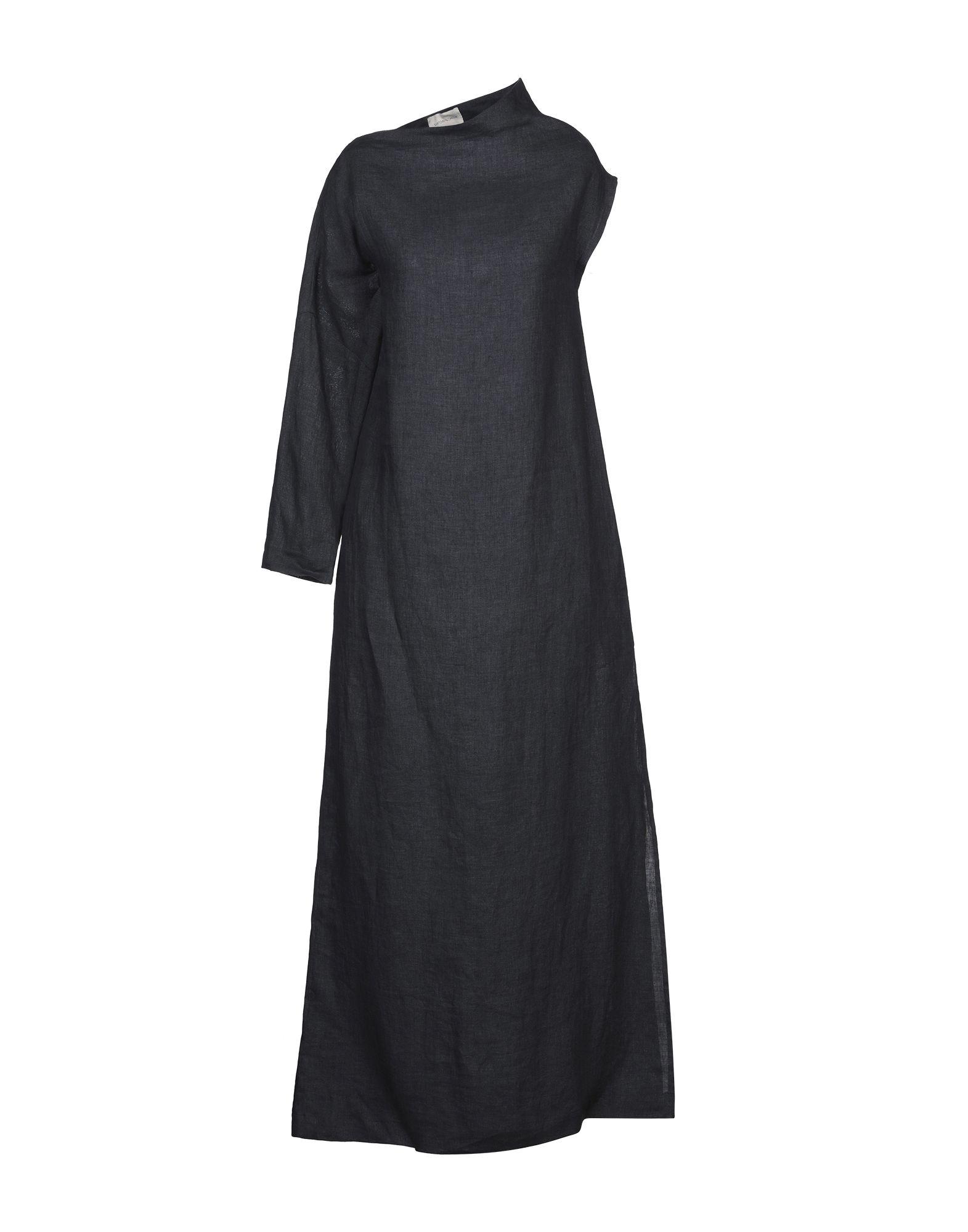 SARTORIAL MONK Длинное платье monk malatesta monk
