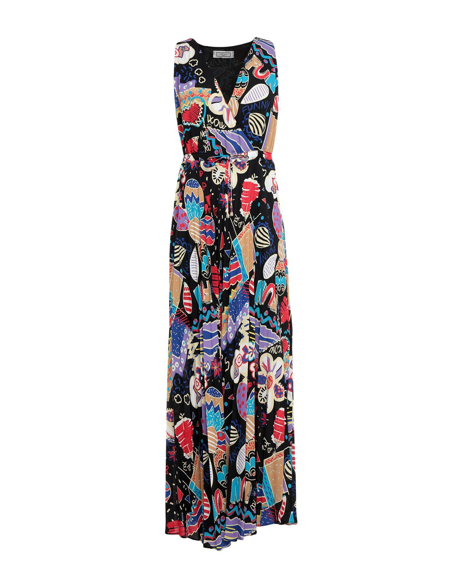GRETHA Milano Длинное платье