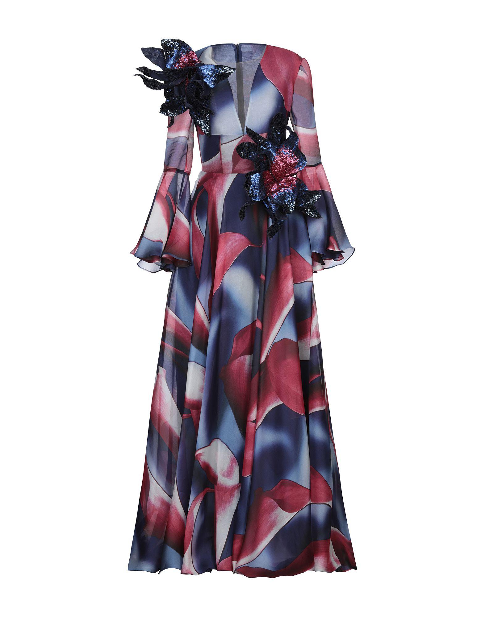 ISABEL SANCHIS Длинное платье
