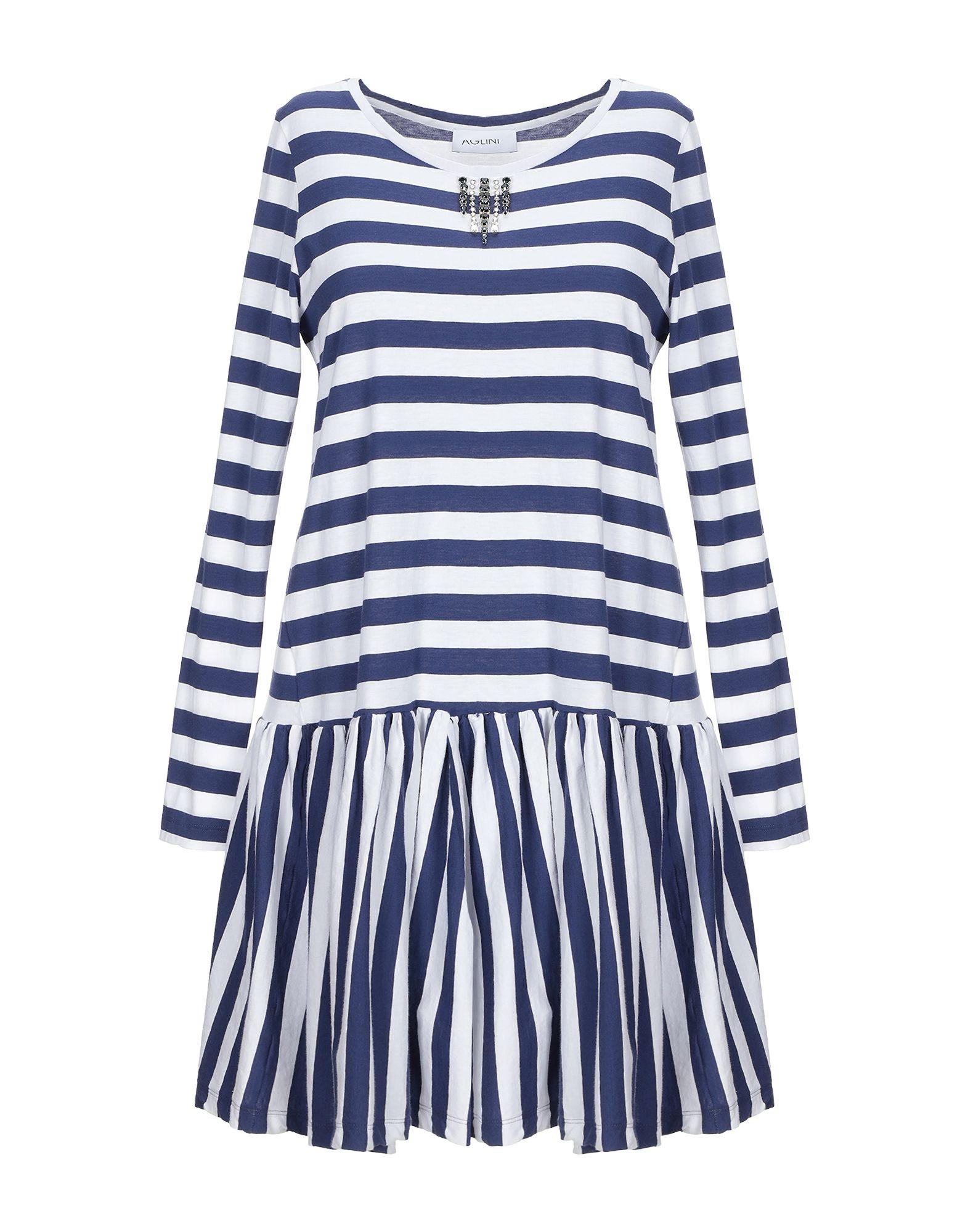AGLINI Короткое платье