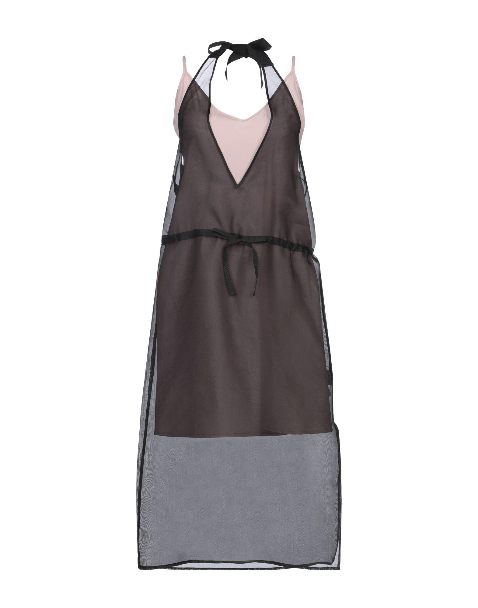SEMICOUTURE Платье до колена