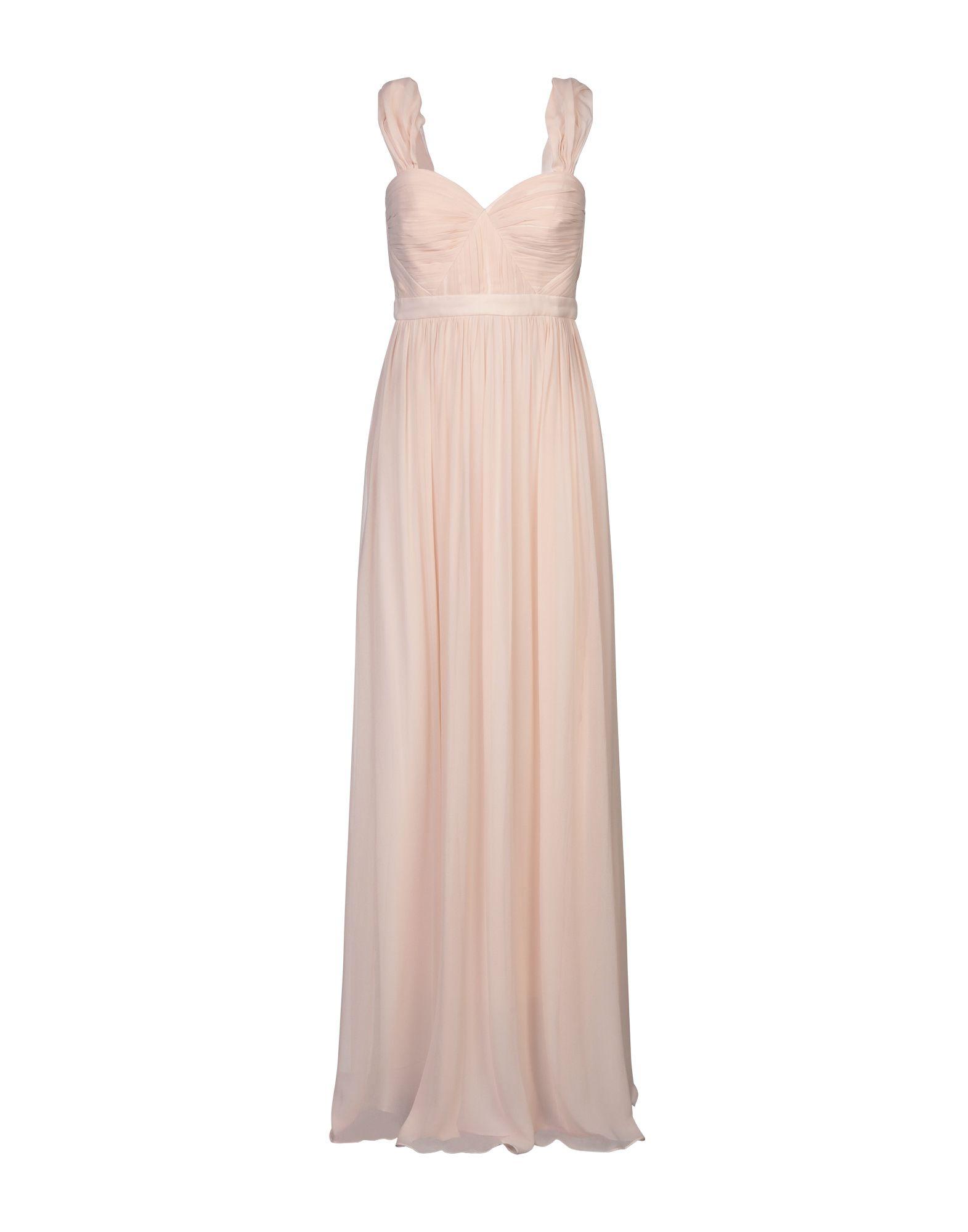 《セール開催中》BY MALINA レディース ロングワンピース&ドレス ライトピンク M シルク 100%