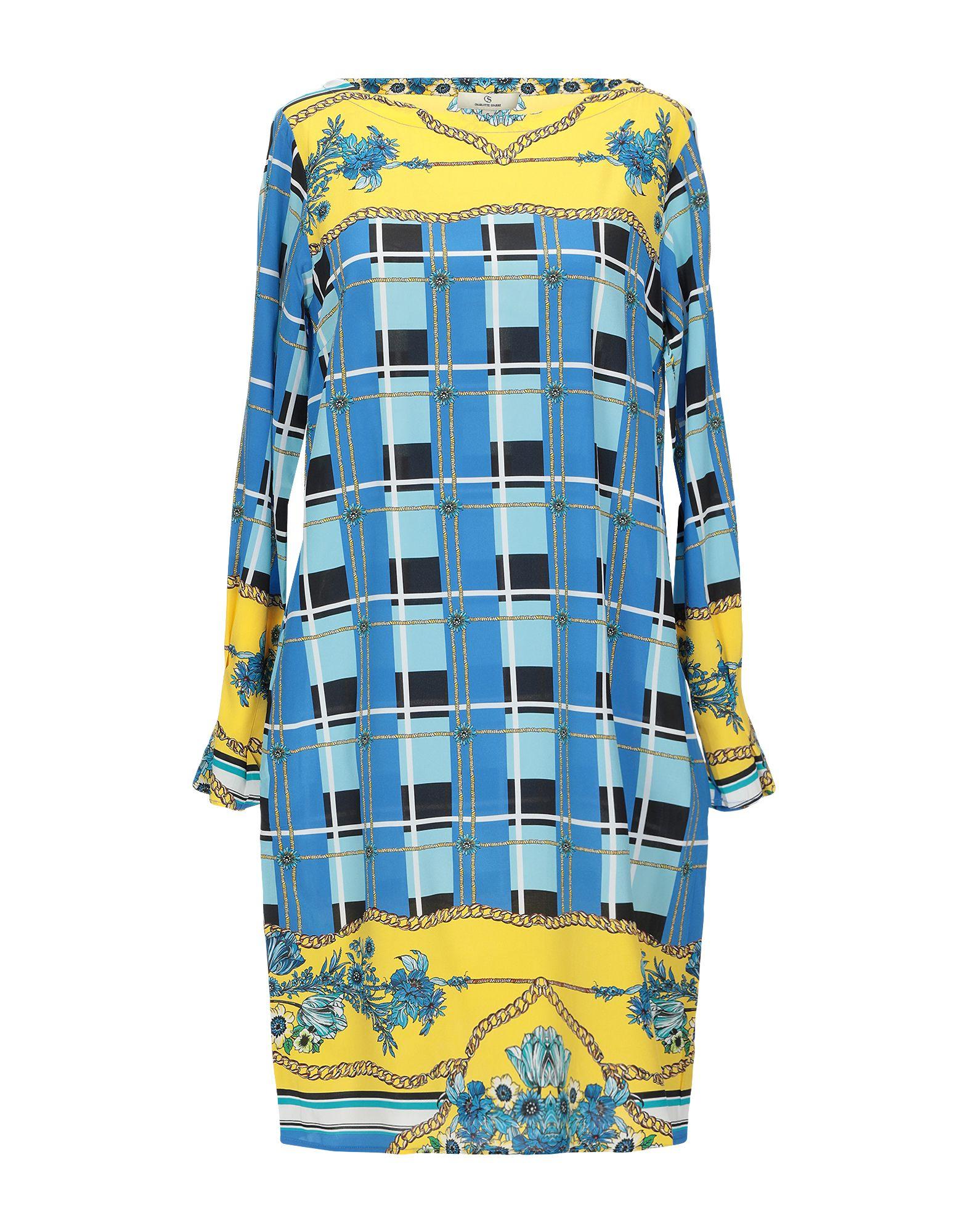 CHARLOTTE SPARRE Короткое платье