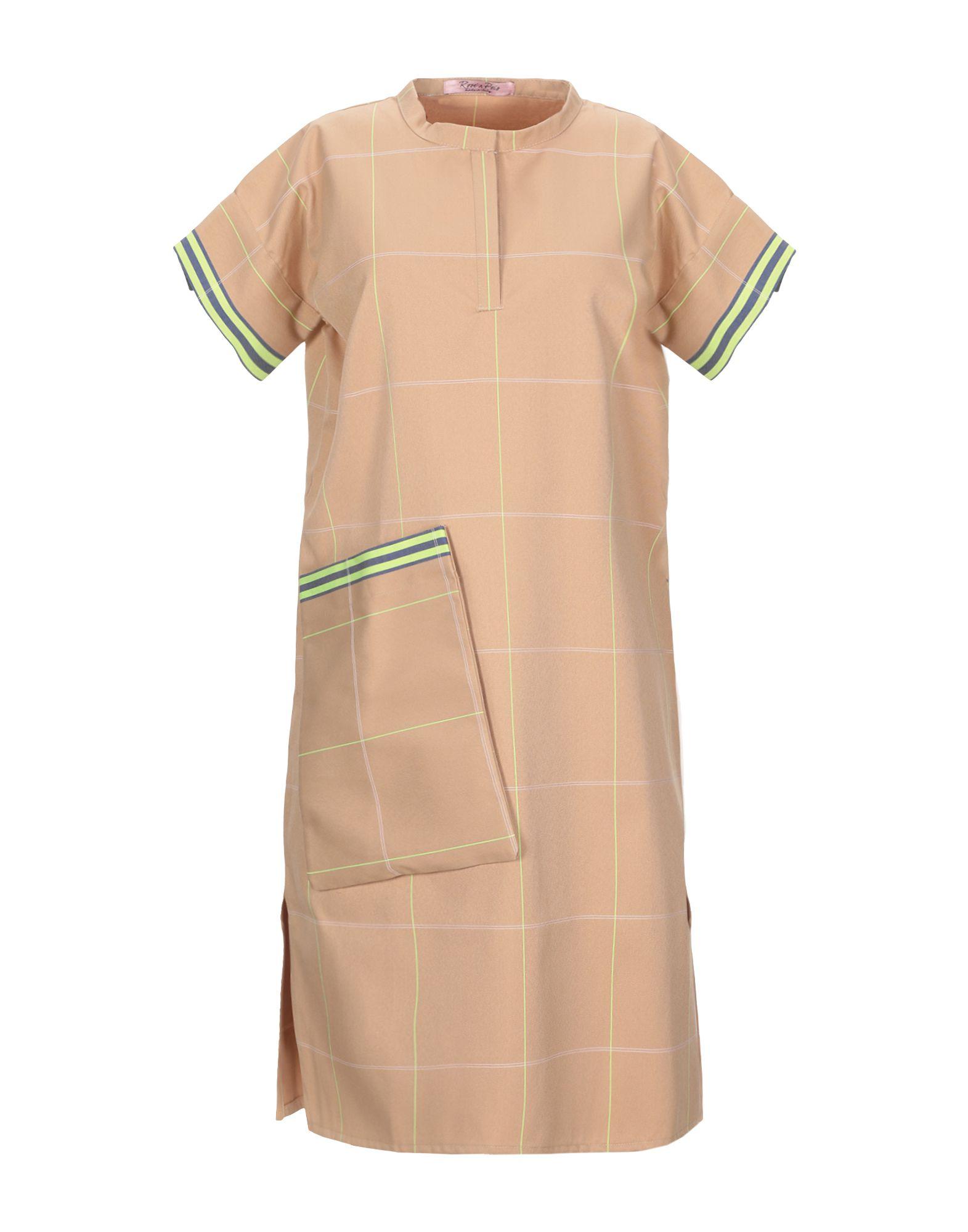 ROSE' A POIS Короткое платье