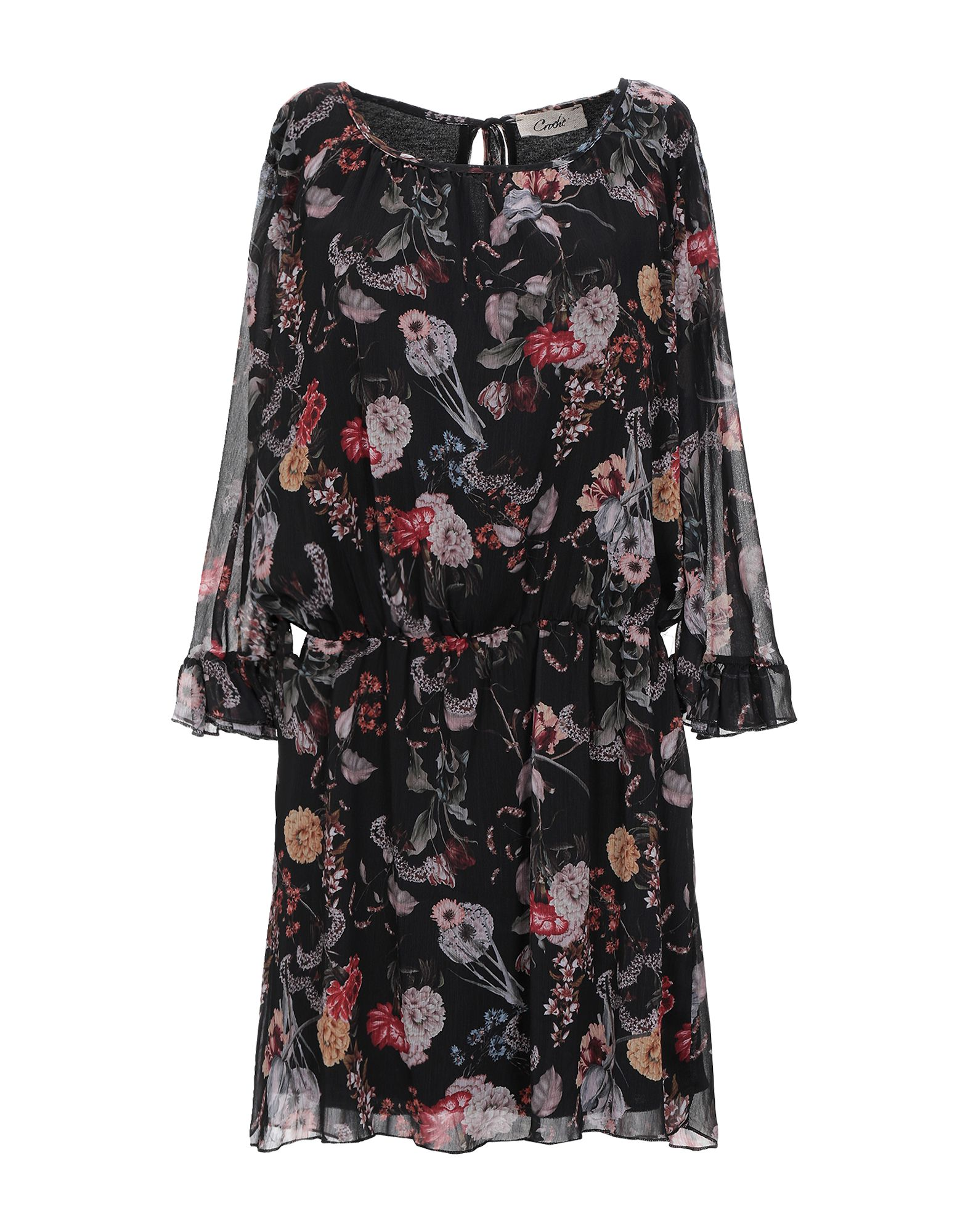 CROCHÈ Короткое платье