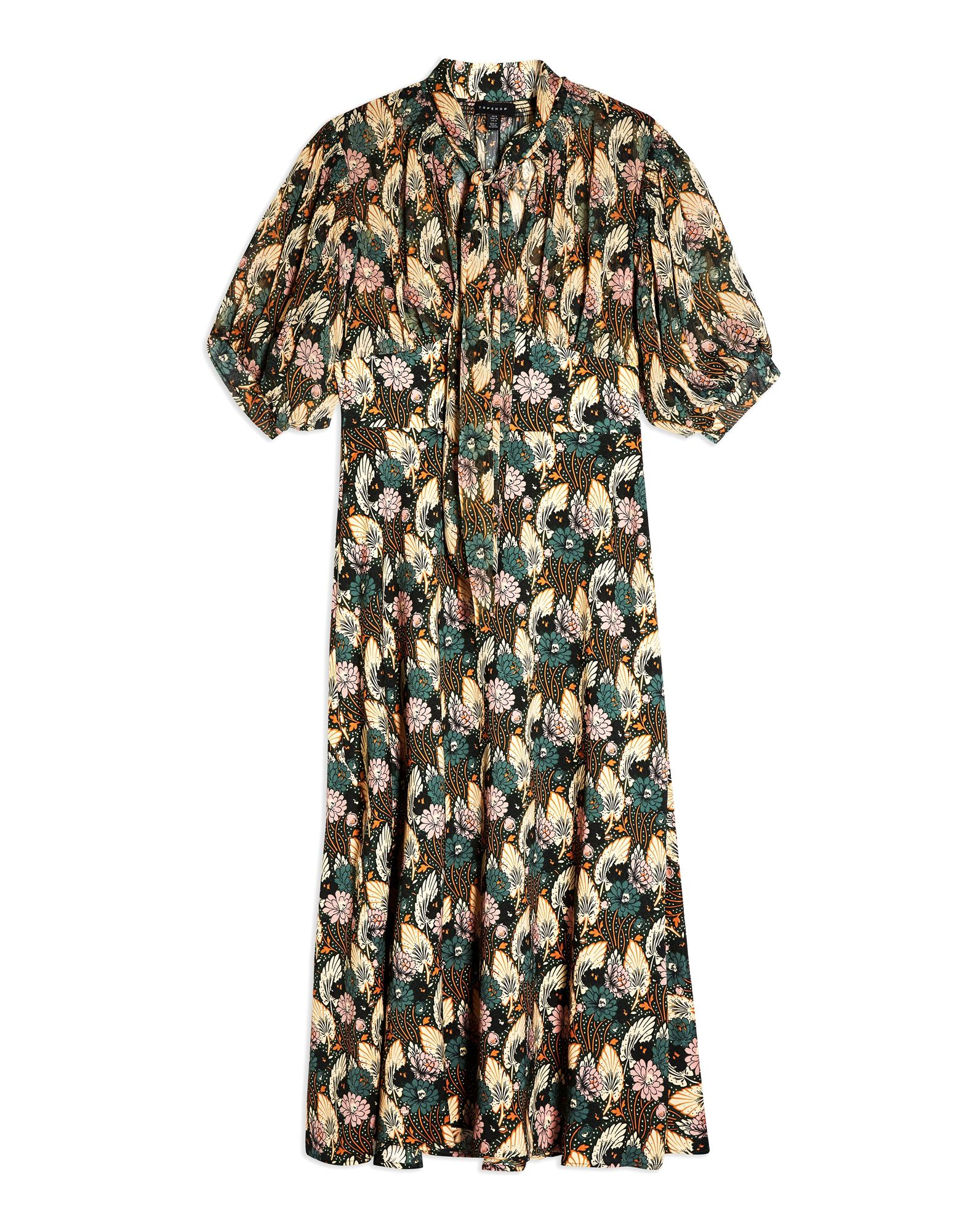 TOPSHOP Длинное платье платье topshop topshop to029ewezbm2