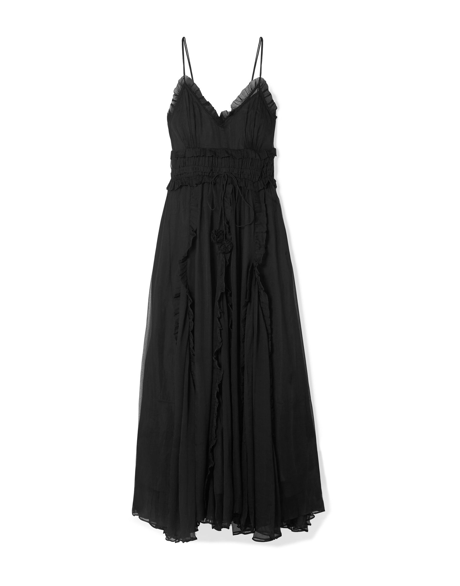 LEE MATHEWS Длинное платье