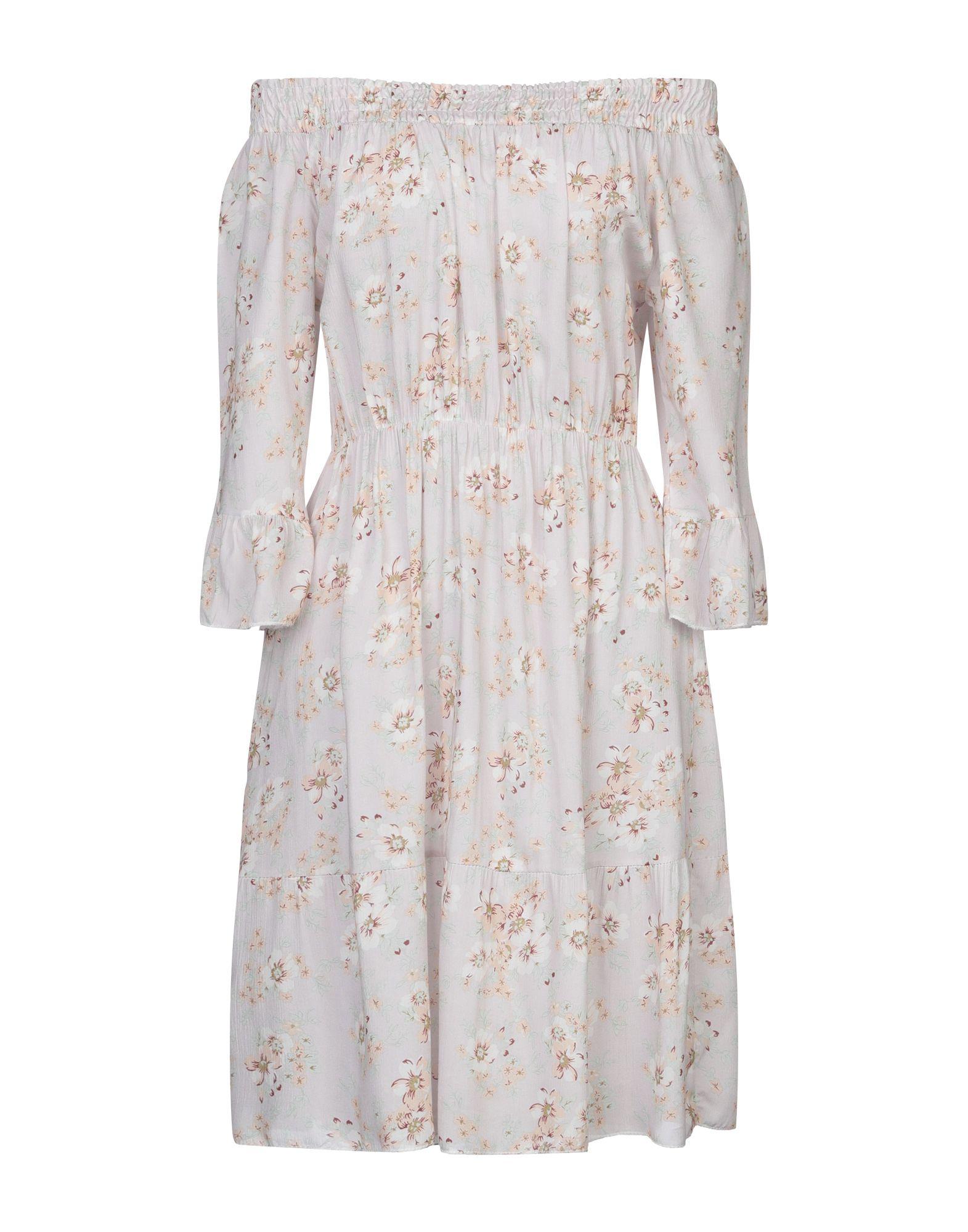 Фото - MICHELA MII Короткое платье michela mii юбка длиной 3 4