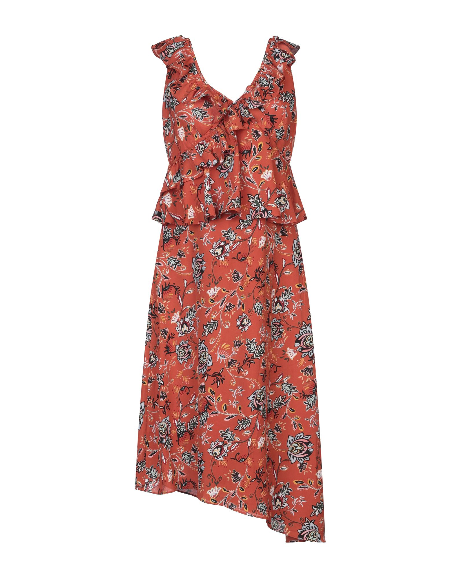 GLAMOROUS Платье до колена