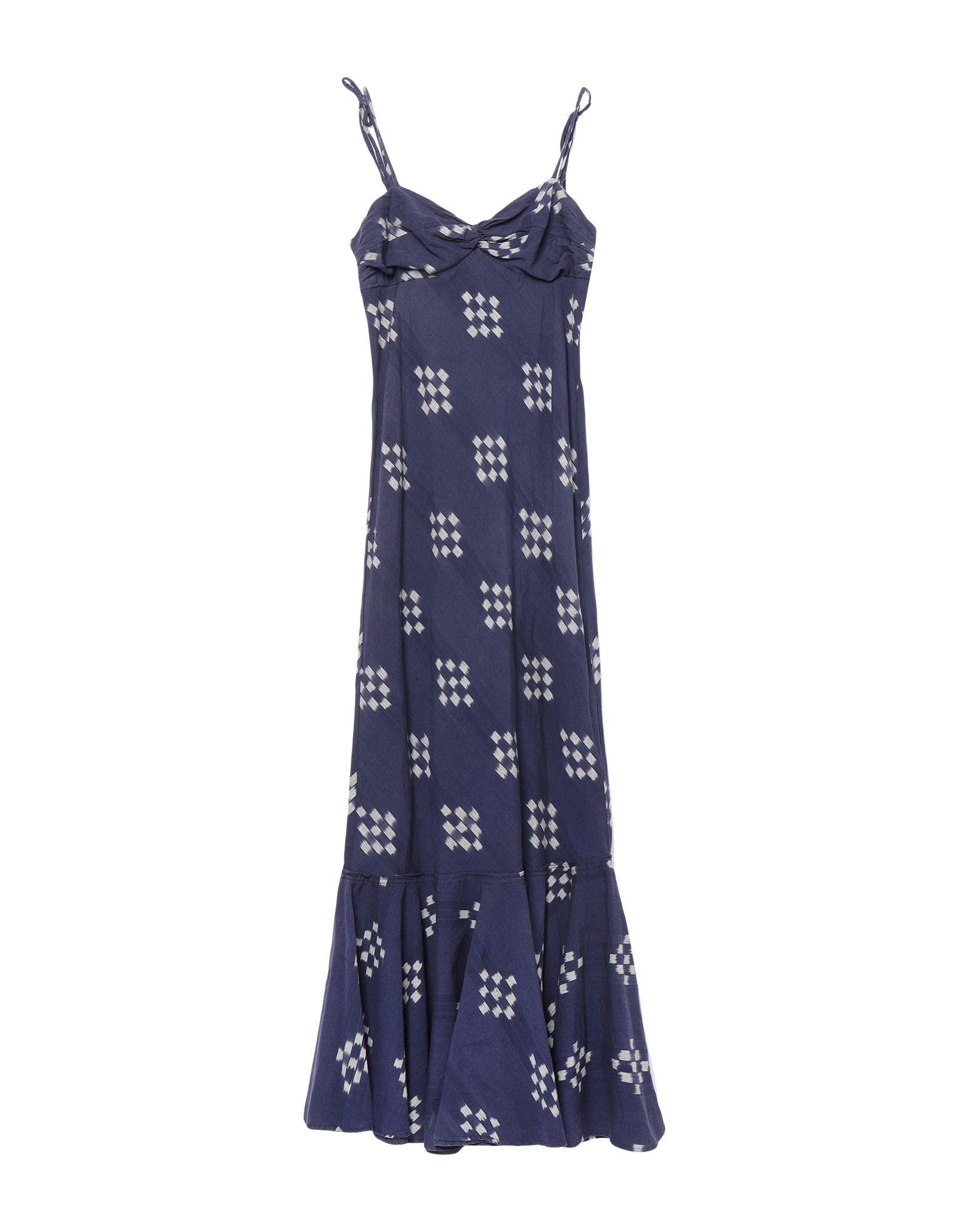 DENIM & SUPPLY RALPH LAUREN Длинное платье