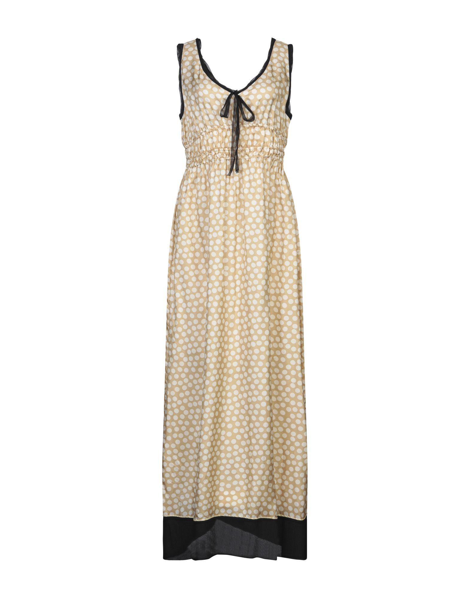 MIGUEL PALACIO for HOSS INTROPIA Длинное платье miguel palacio for hoss intropia полусапоги и высокие ботинки