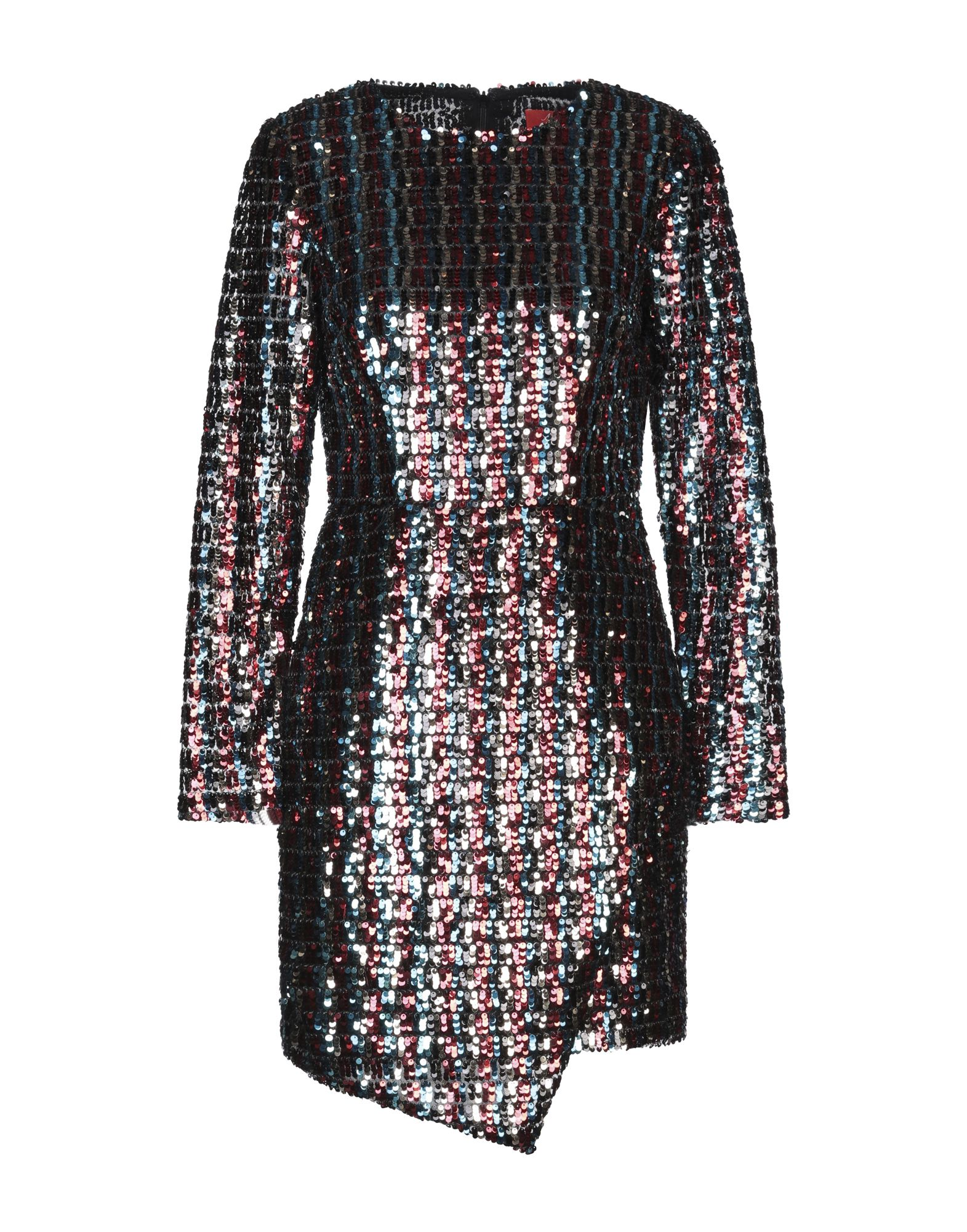 MONIQUE LHUILLIER Короткое платье