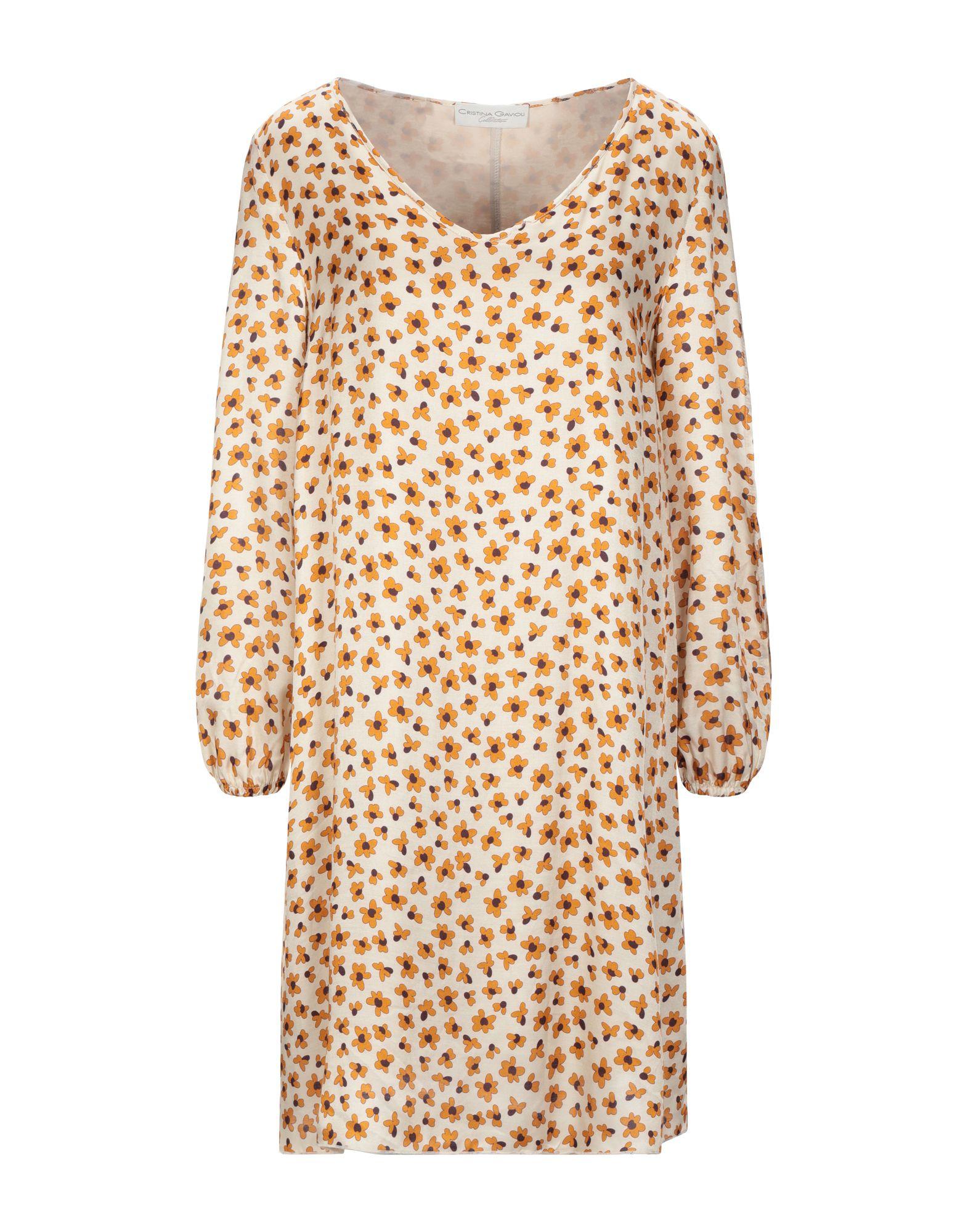CRISTINA GAVIOLI COLLECTION Короткое платье