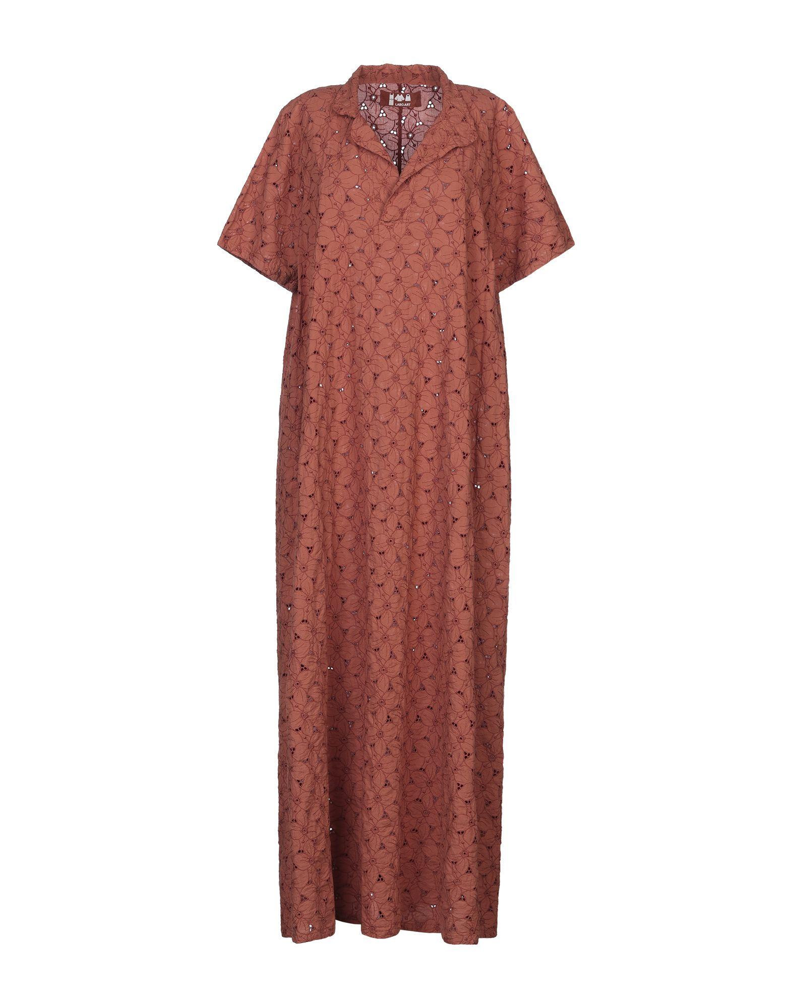 LABO.ART Длинное платье