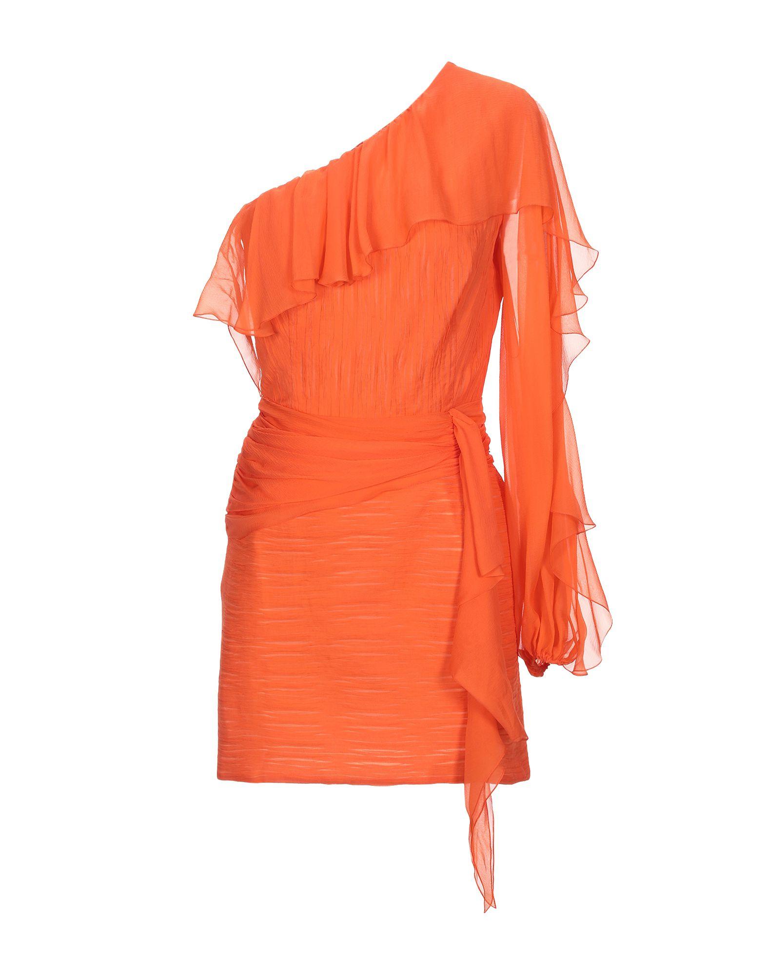 ANNA MOLINARI BLUMARINE Короткое платье