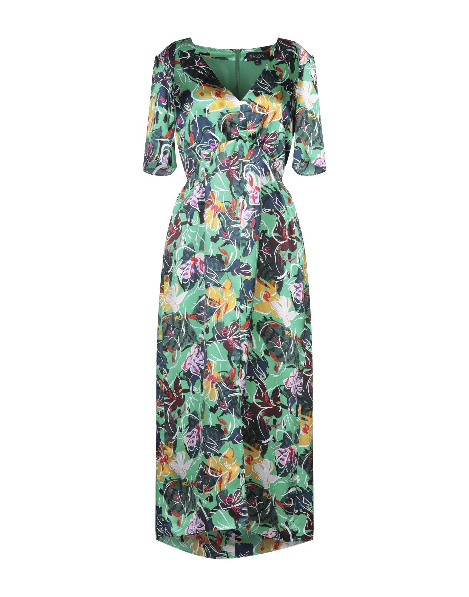 SALONI Платье длиной 3/4 цена 2017