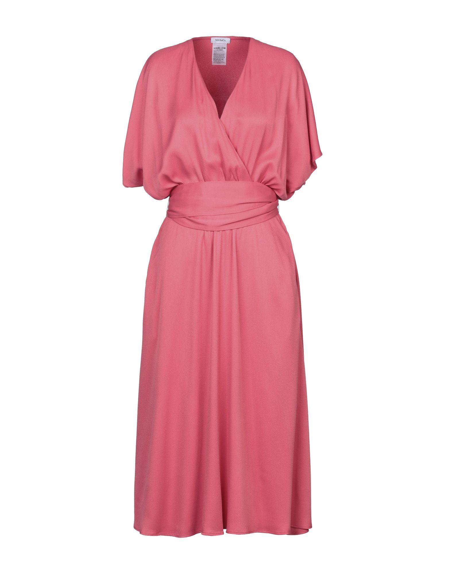 MAX & CO. Платье длиной 3/4 co юбка длиной 3 4