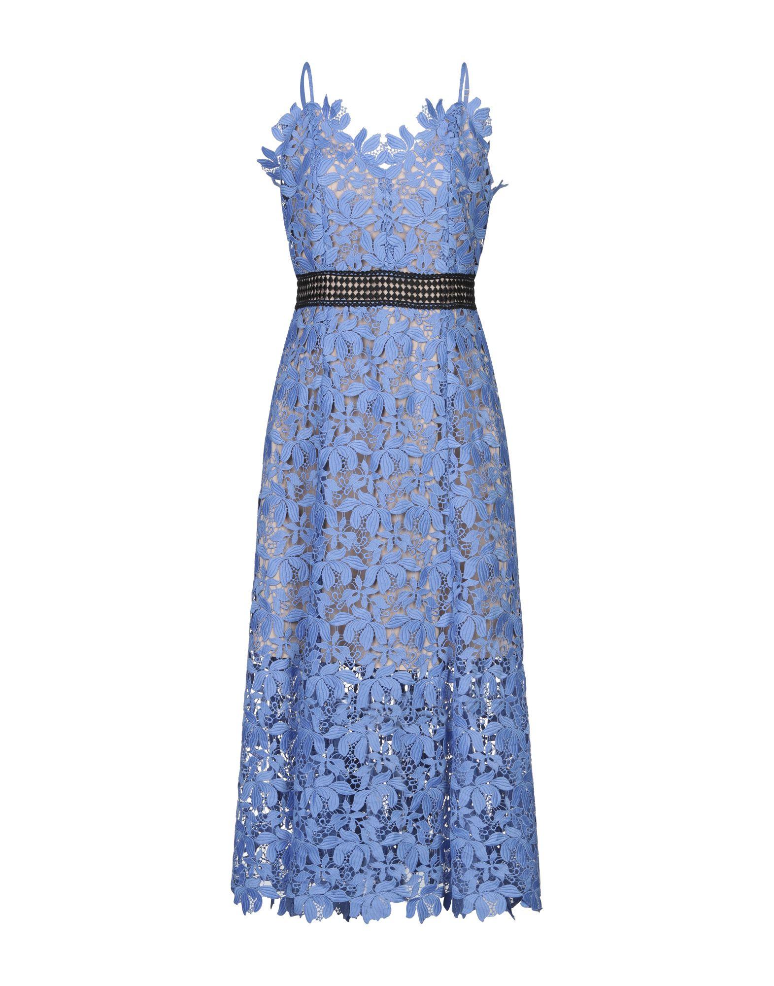 ISABELLE BLANCHE Paris Платье длиной 3/4