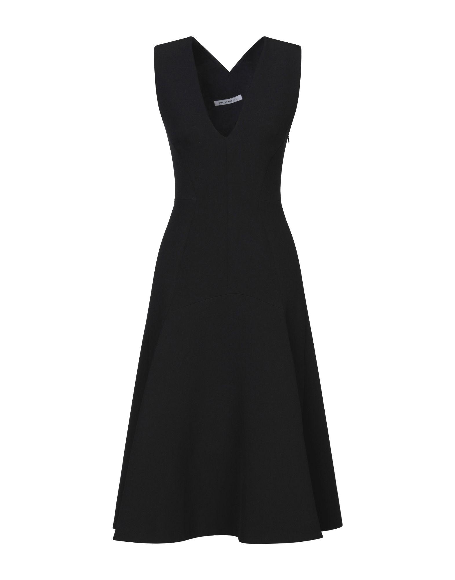 CAMILLA AND MARC Платье длиной 3/4 топ camilla and marc