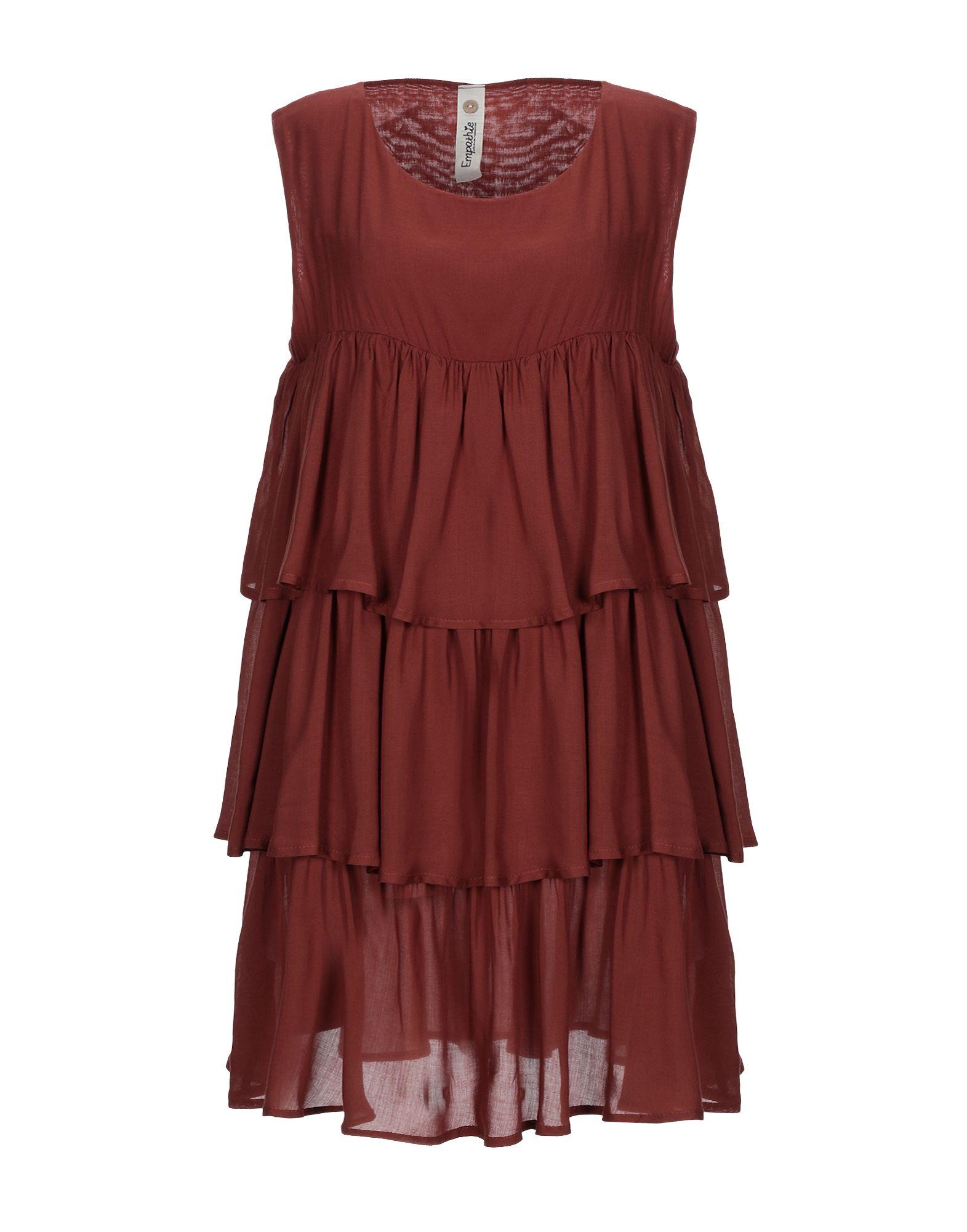 EMPATHIE Короткое платье