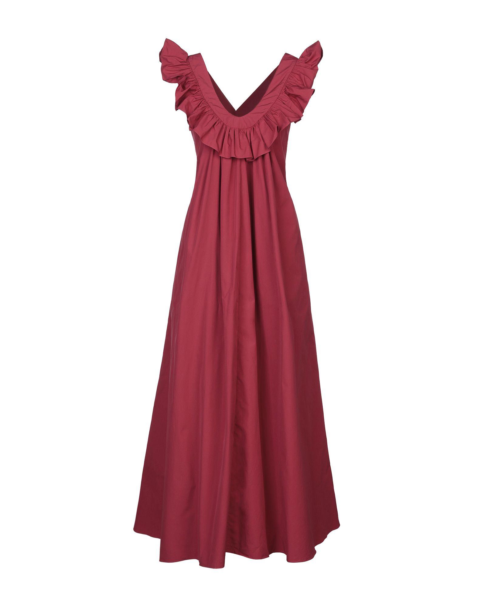 THREE GRACES LONDON Длинное платье