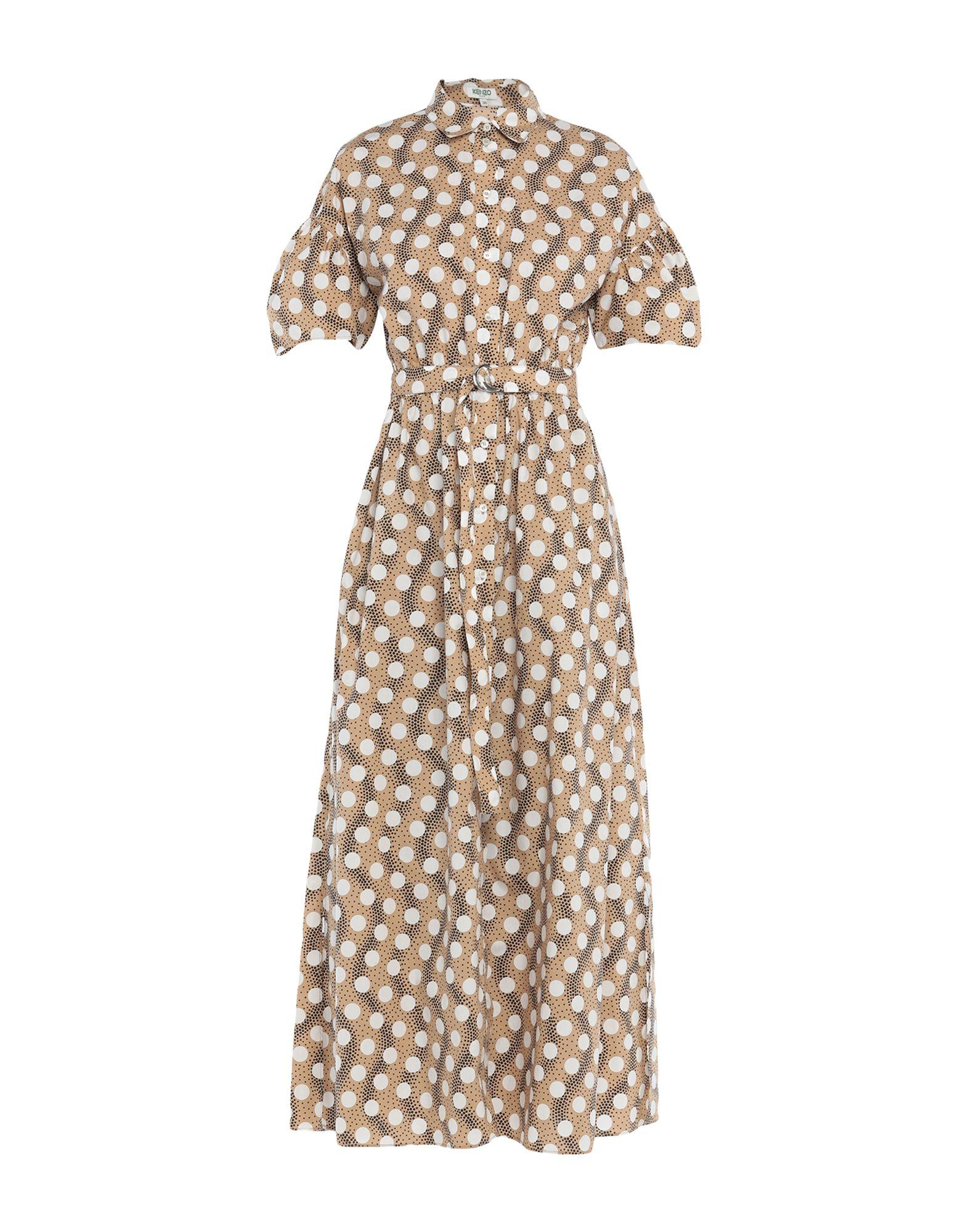 KENZO Длинное платье