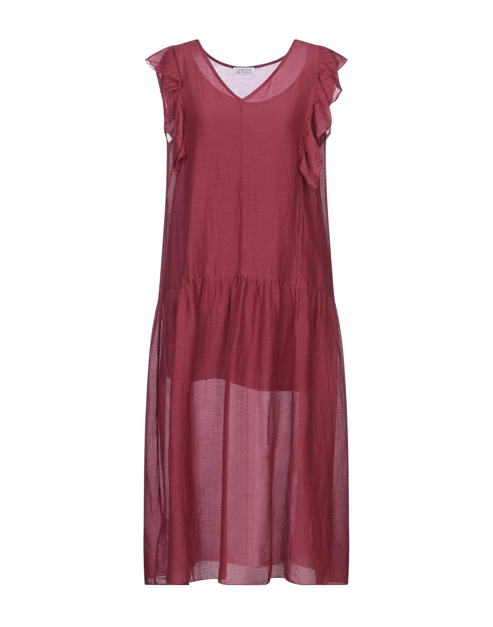 LA MAISON DE PARIS Платье длиной 3/4