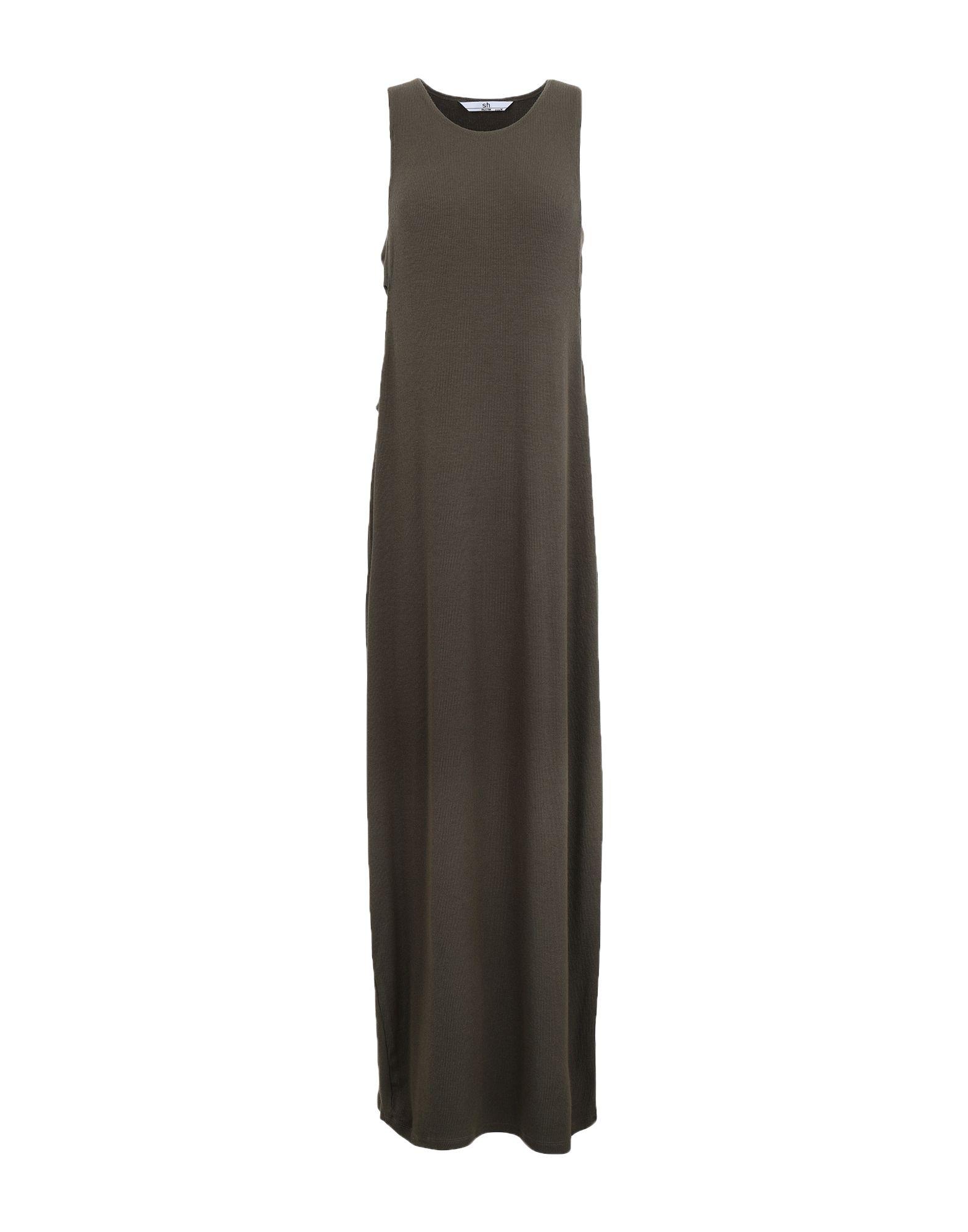SH by SILVIAN HEACH Длинное платье платье sh sh sh021ewgtga5