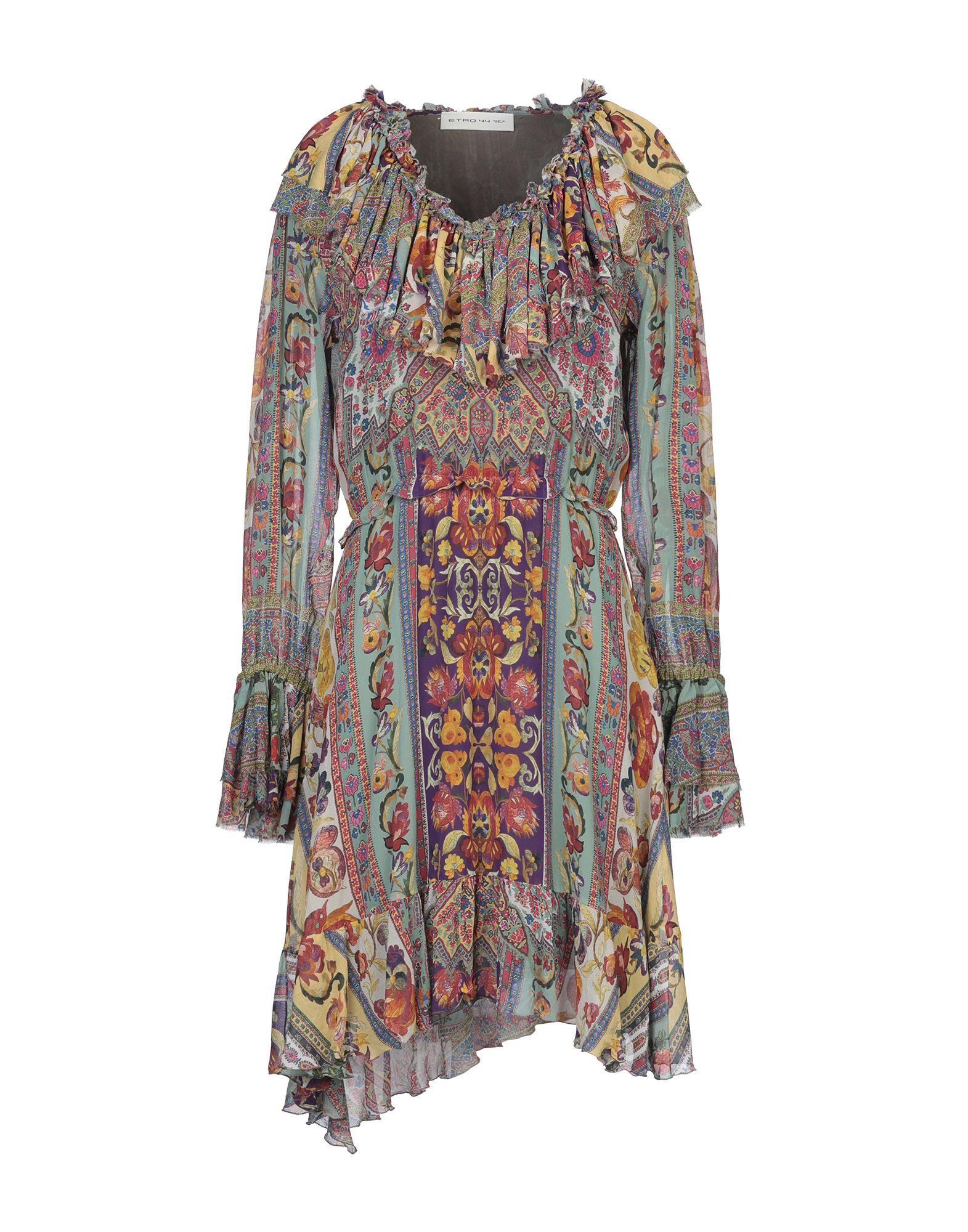 ETRO Короткое платье