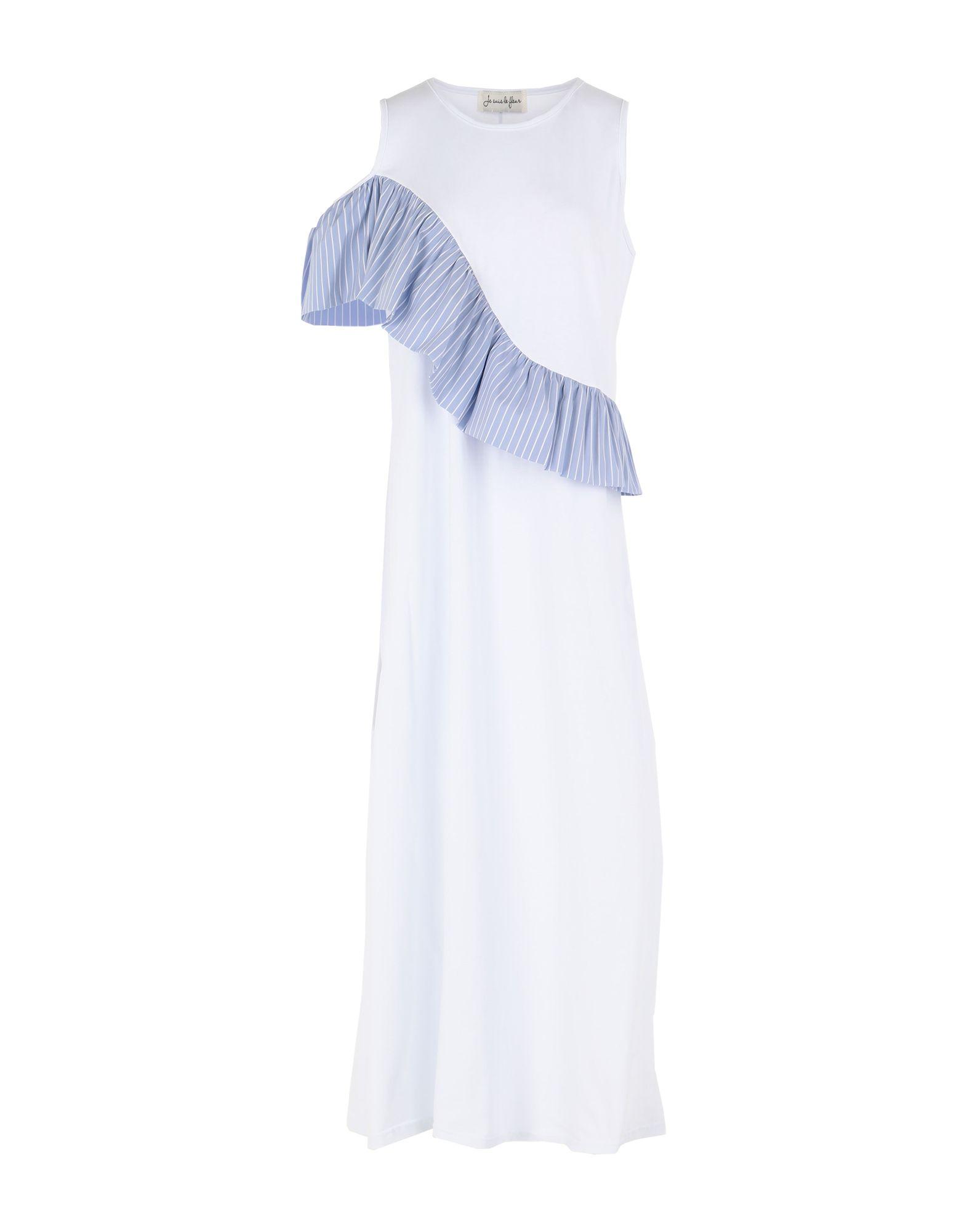JE SUIS LE FLEUR Платье длиной 3/4