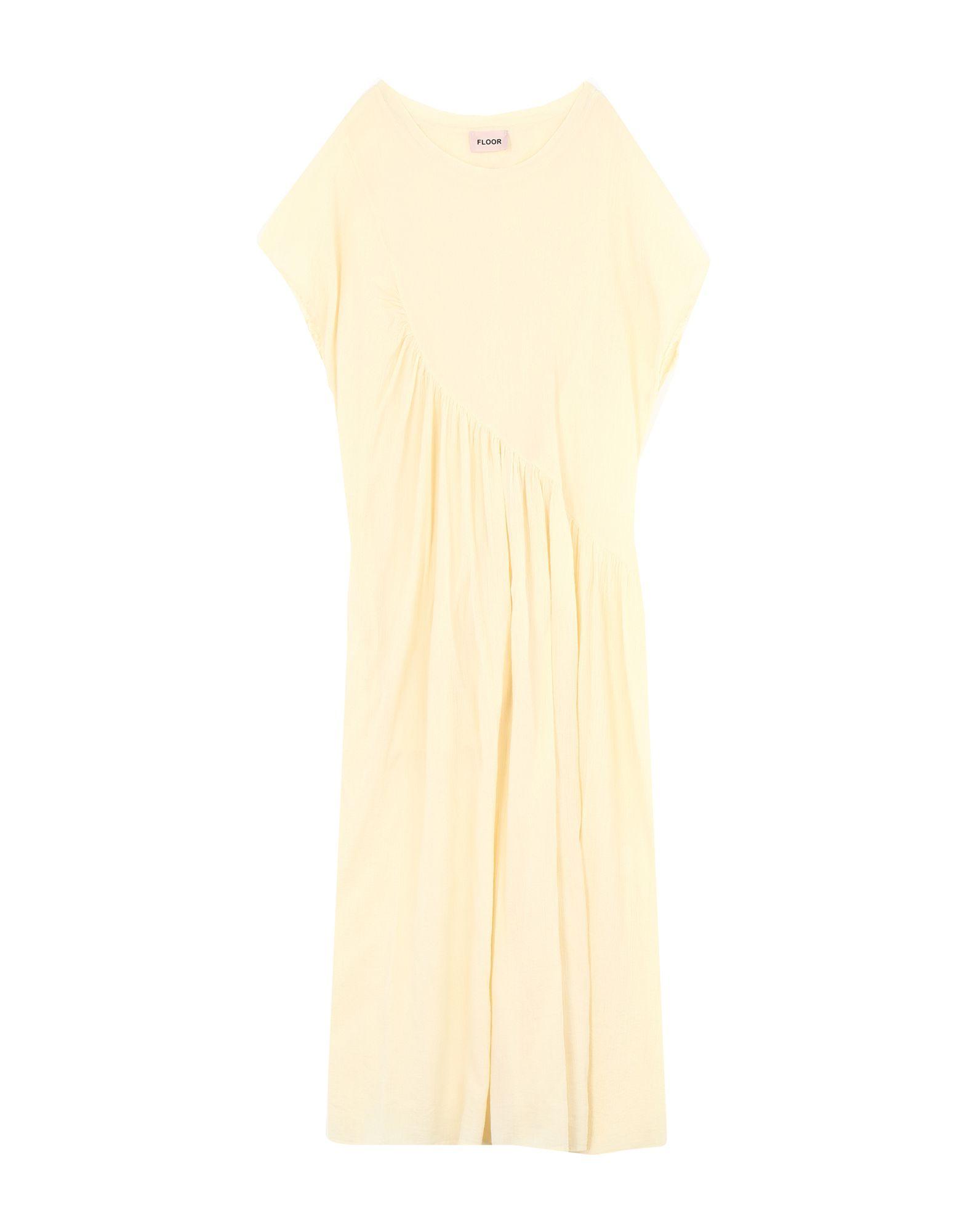 FLOOR Длинное платье