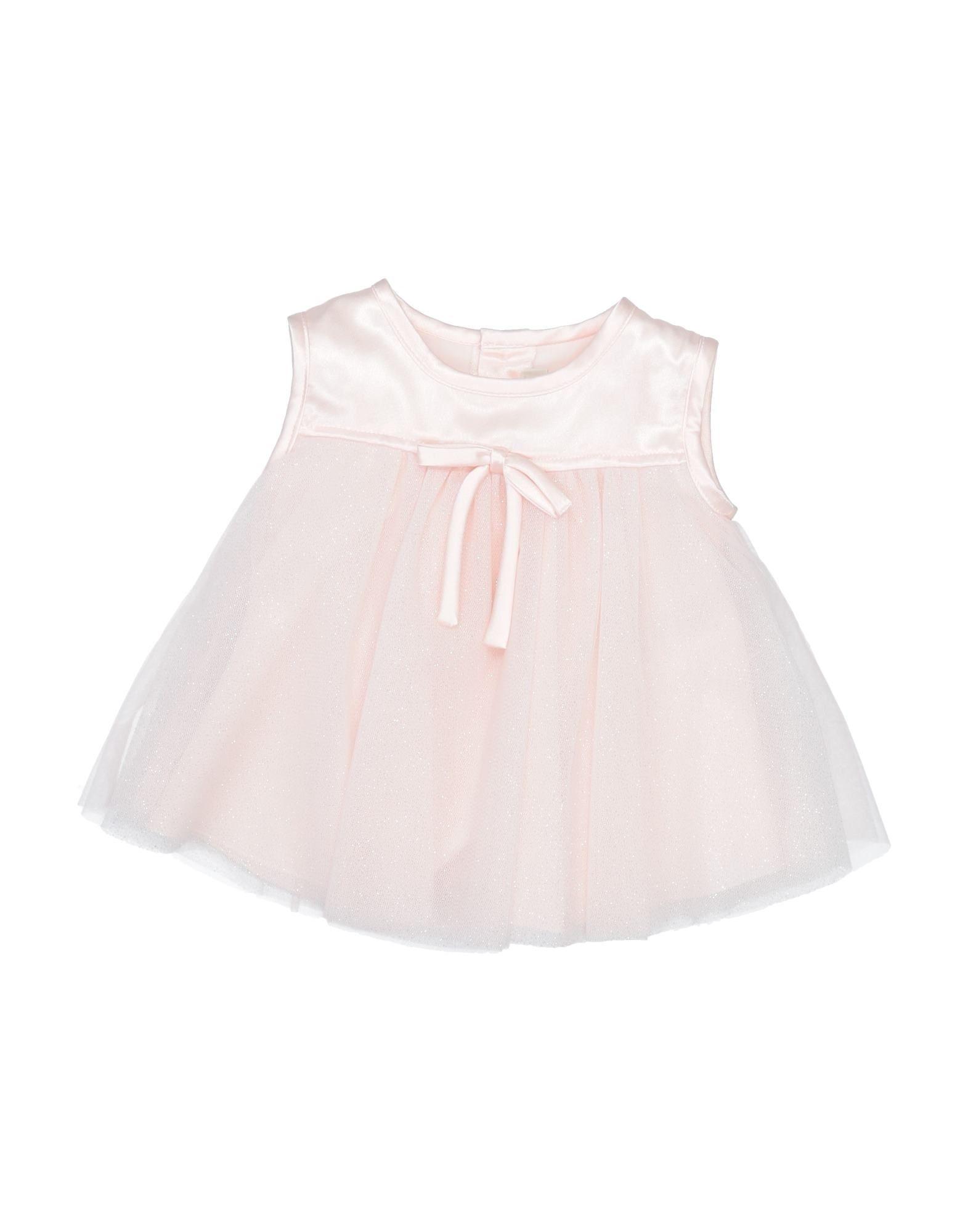 《セール開催中》ALETTA ガールズ 0-24 ヶ月 ワンピース・ドレス ライトピンク 1 コットン 100% / ナイロン