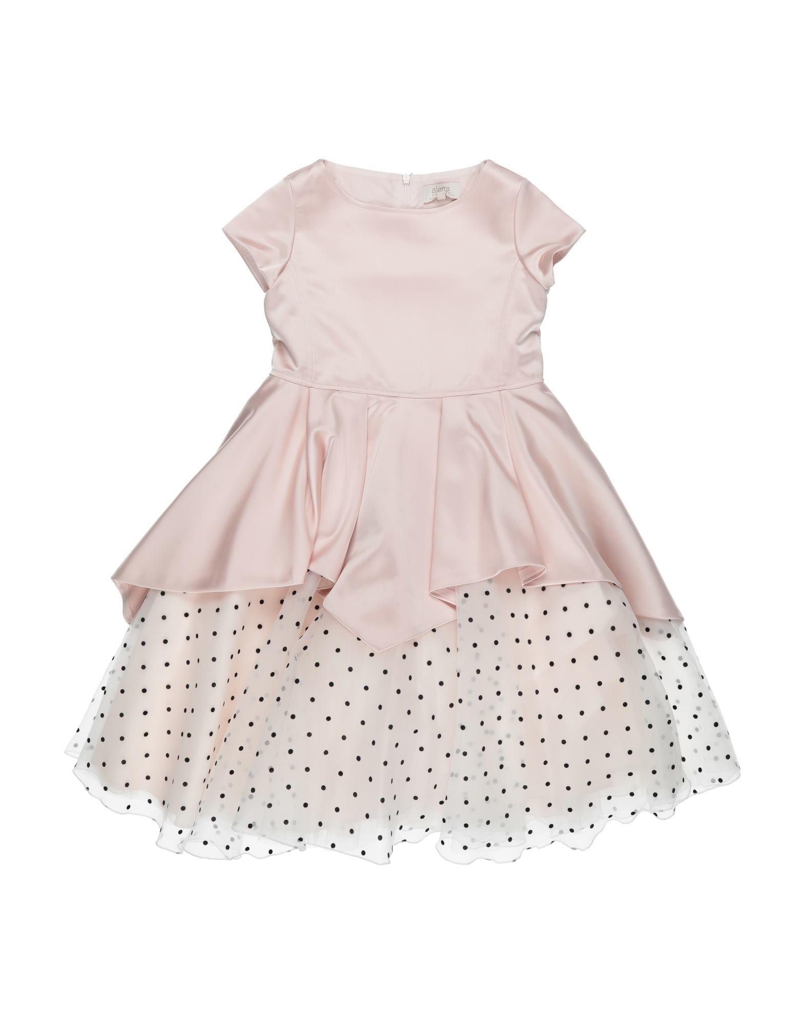 《セール開催中》ALETTA ガールズ 3-8 歳 ワンピース&ドレス ライトピンク 6 PES - ポリエーテルサルフォン 97% / ポリウレタン 3% / ナイロン