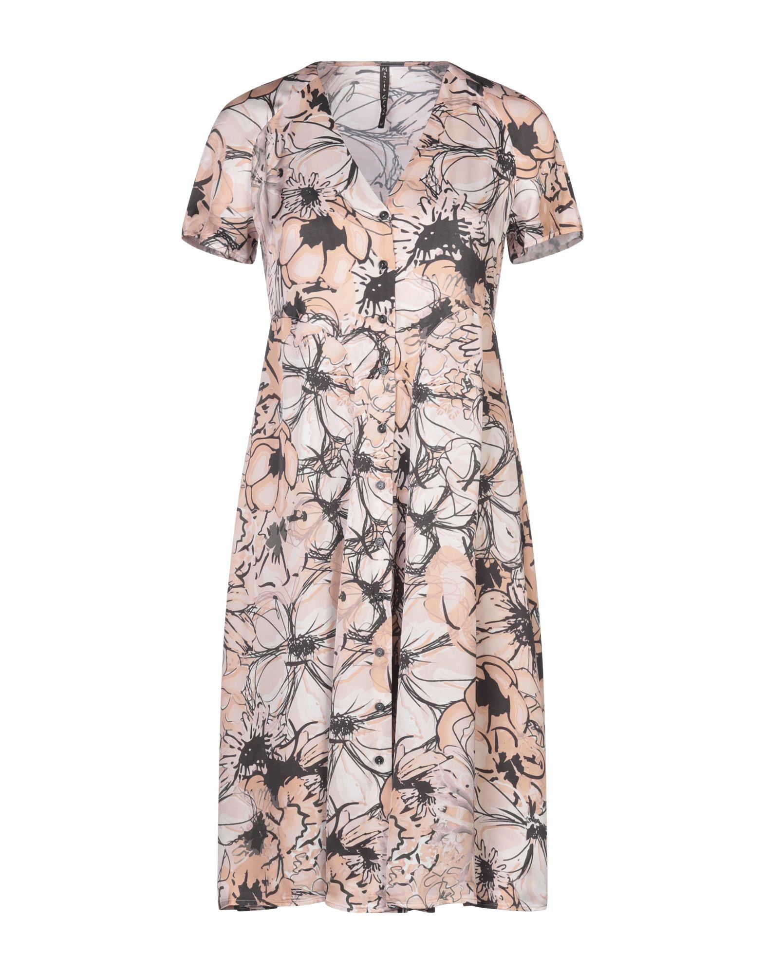 MANILA GRACE Платье до колена