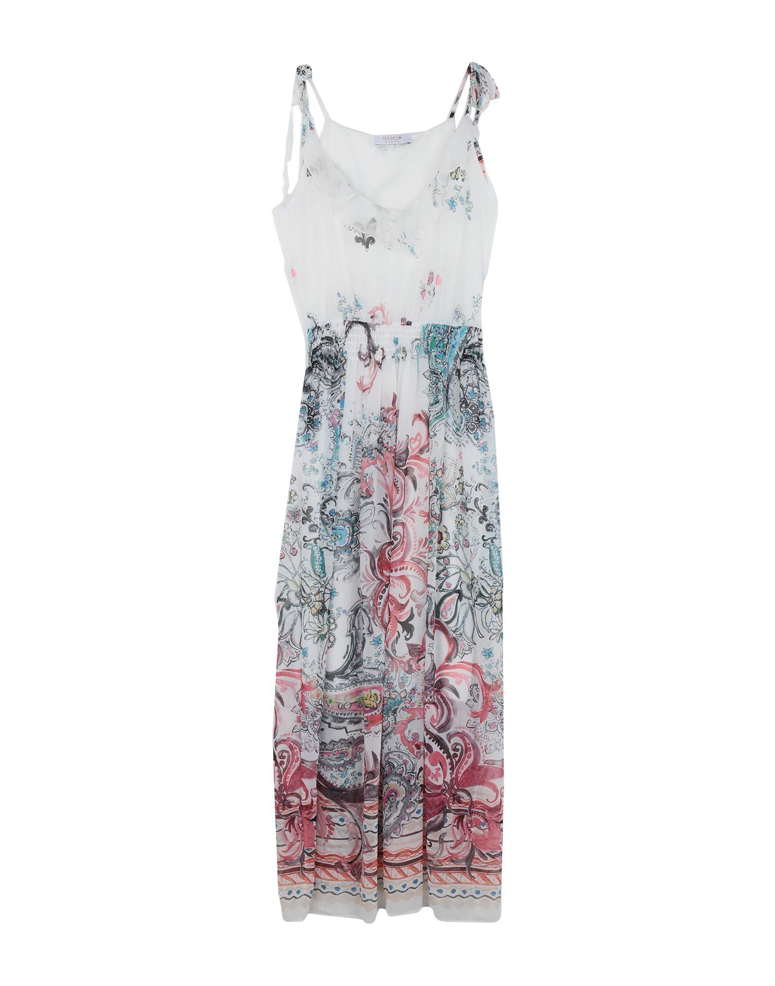 MARKUP Длинное платье